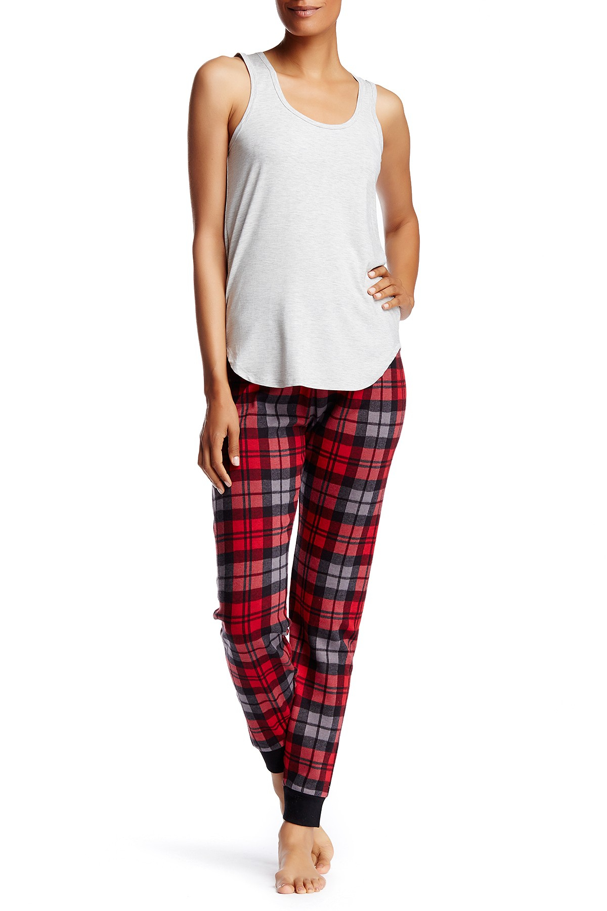 Lyst - UGG Whitney Lounge Pant in Red 3343e737f