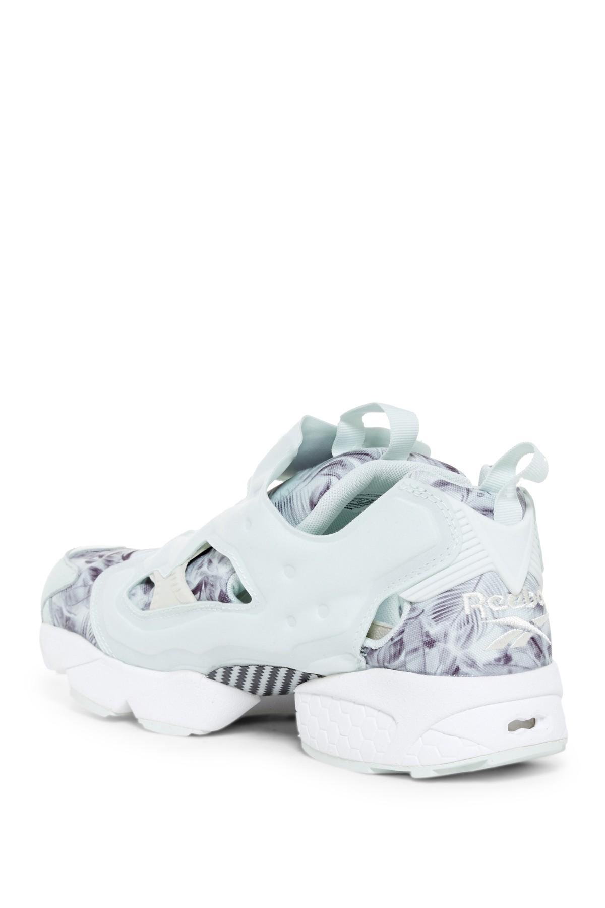4ad7a39709d440 Lyst - Reebok Instapump Fury Sg Sneaker (men) in White