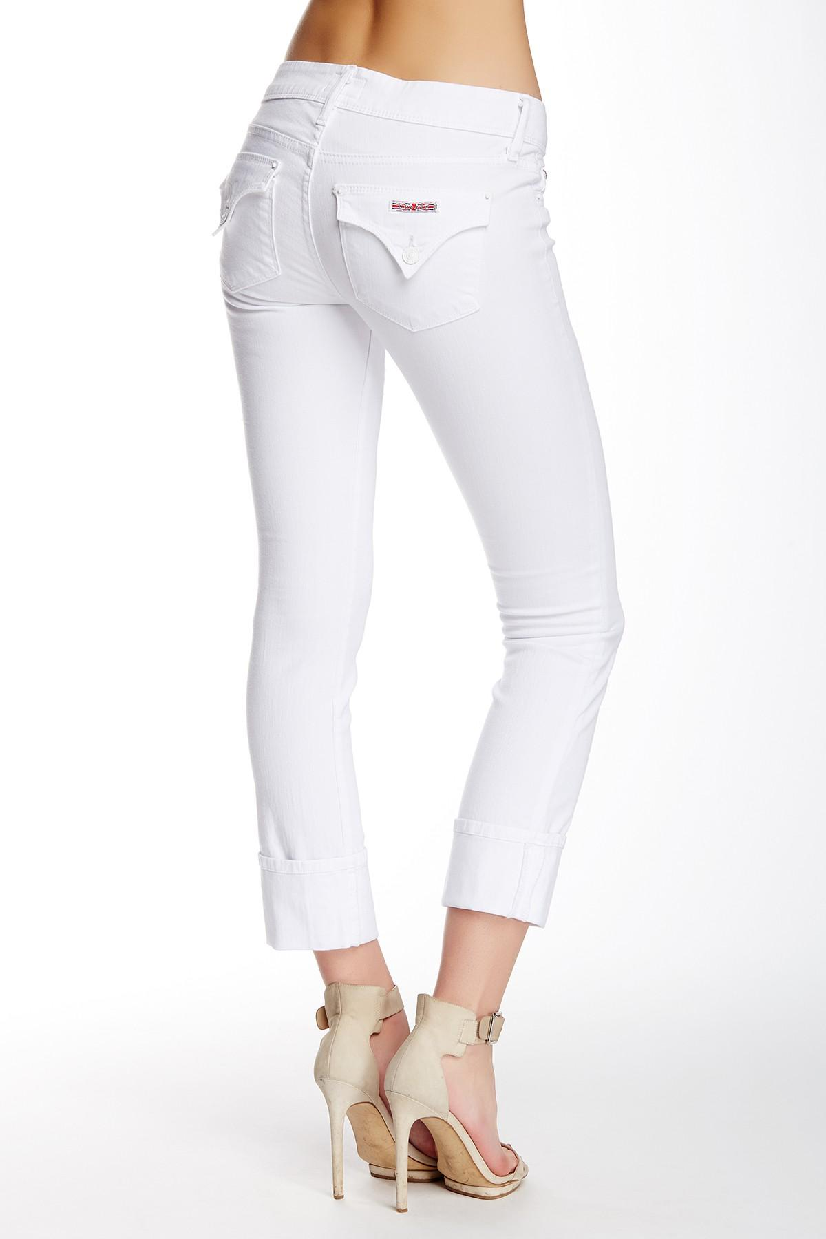 99a26e21fb4 Gallery. Previously sold at: Nordstrom Rack · Women's White Jeans ...