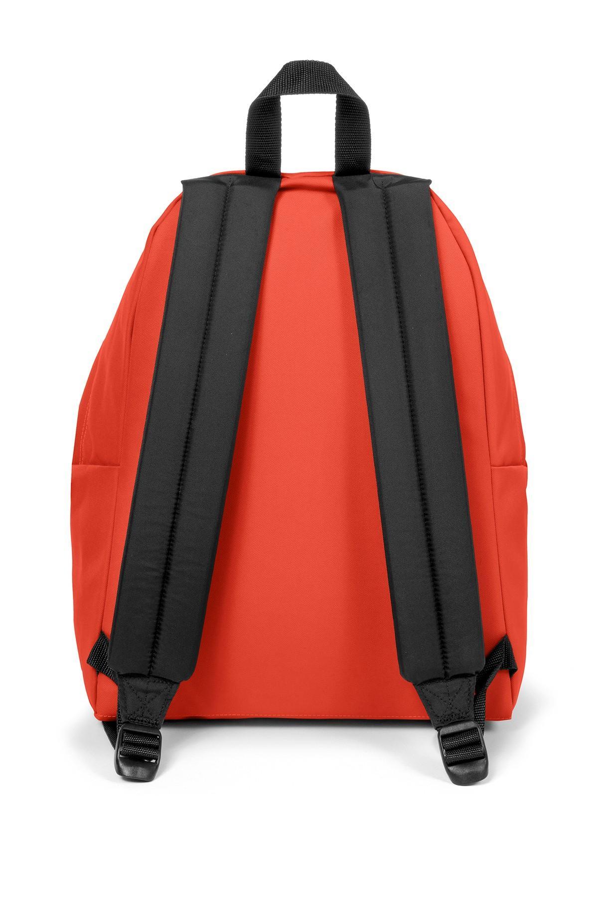 dd42b926bb Lyst - Eastpak Padded Pak r(r) Nylon Backpack in Orange for Men