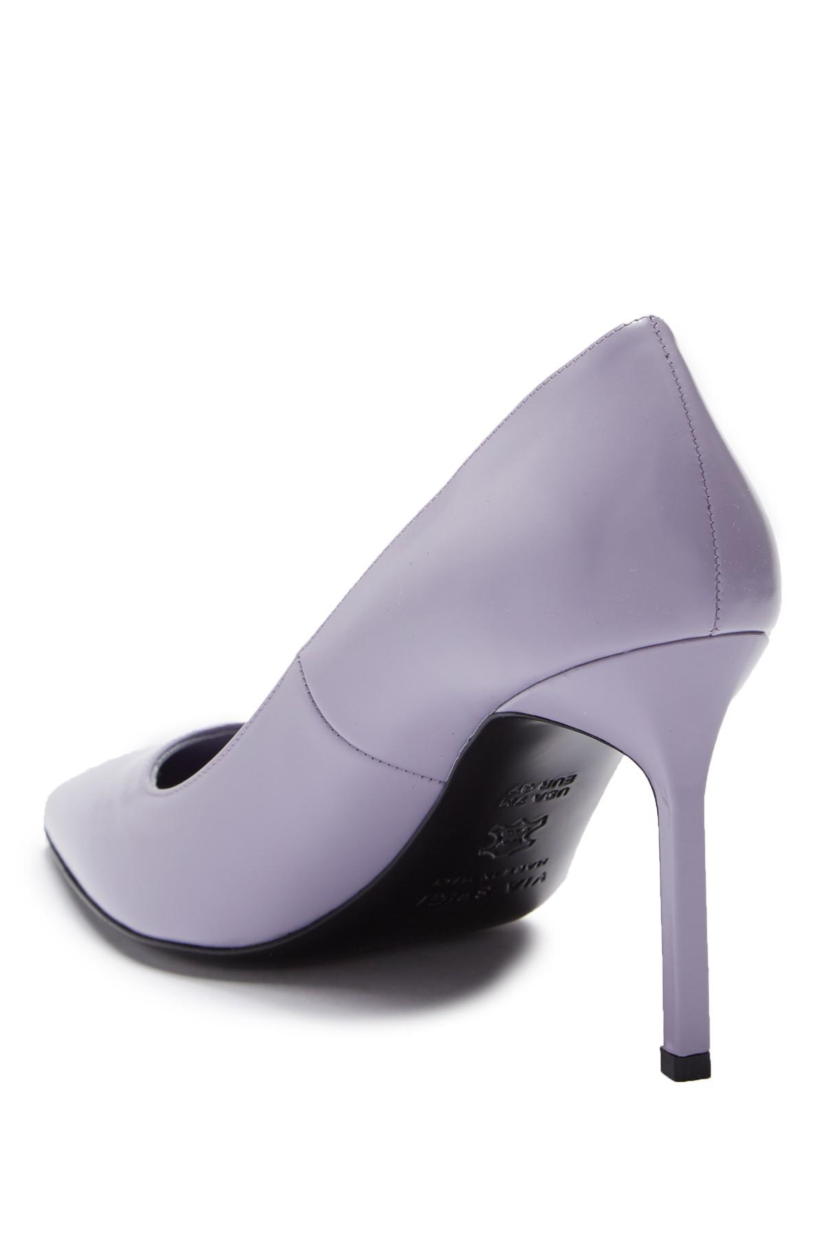 20303f79652a Via Spiga - Purple Nikole Pointy Toe Pump (women) - Lyst. View fullscreen