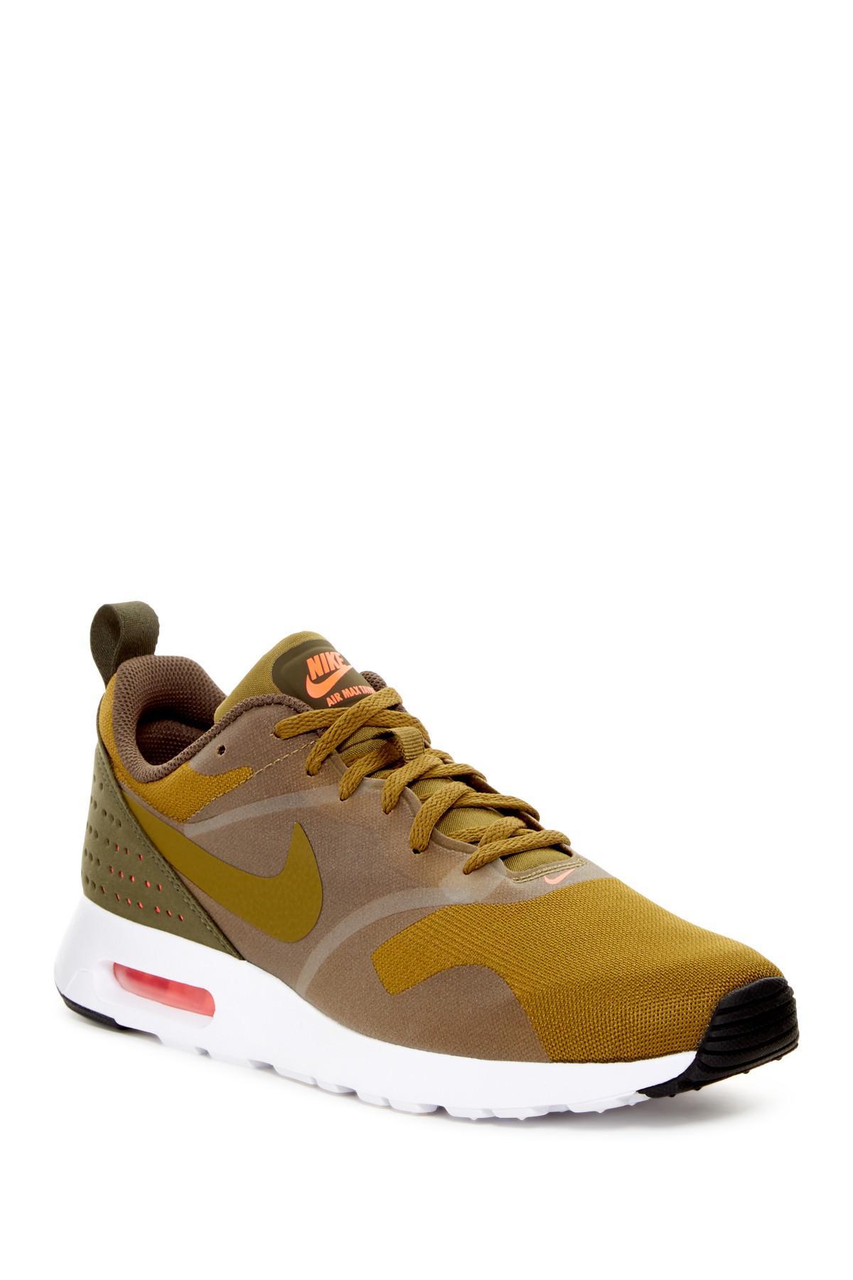 276bc8c03660 Lyst - Nike Air Max Tavas Sneaker in Brown for Men