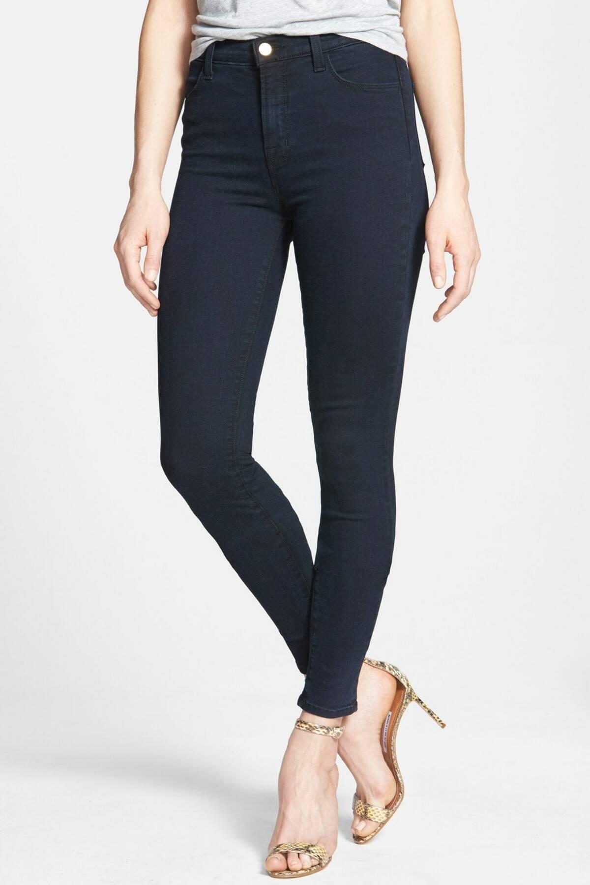 ea46ca7eb5f7 J Brand. Women's 2311 Maria High Waist Super Skinny Jeans (photo Ready Blue  Bird)