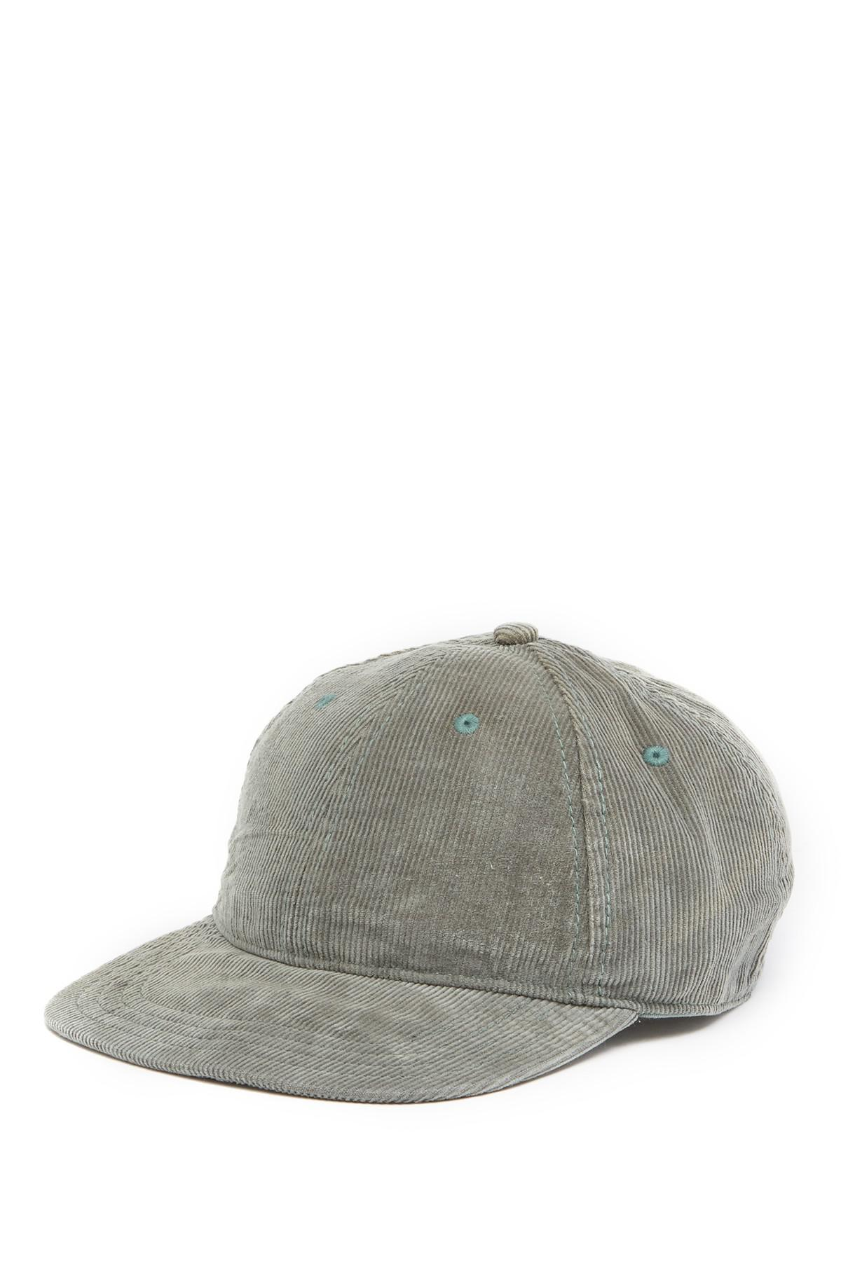 9ad17a932aa96 Lyst - Goorin Bros Fisher Venice Strapback Hat in Gray for Men
