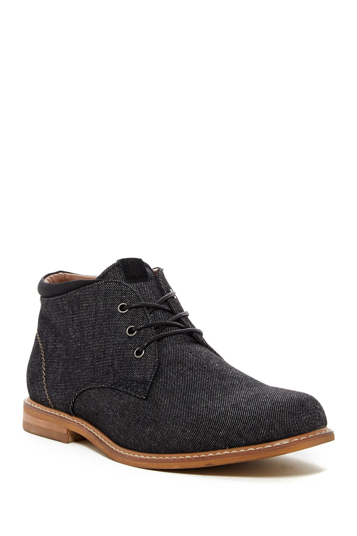 Lyst Call It Spring Stalle Chukka Boot In Black For Men