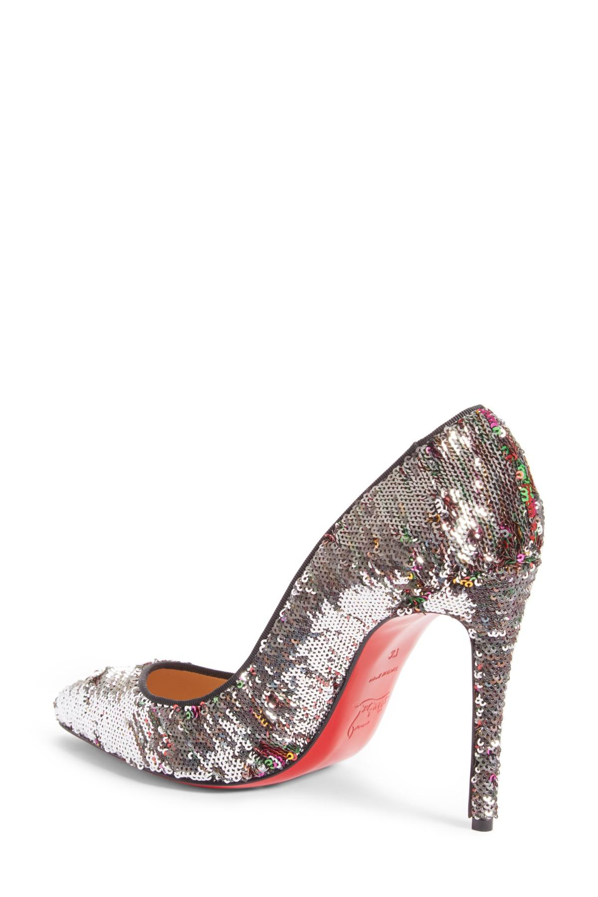 9026035073b Gallery. Previously sold at  Nordstrom Rack · Women s Pointed Toe Pumps  Women s Christian Louboutin Pigalle ...