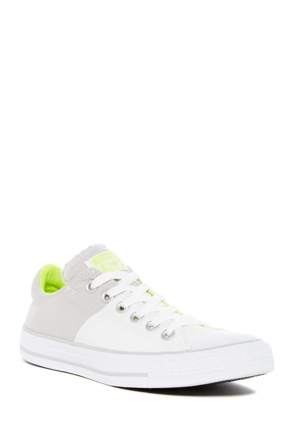 faab7d809b97 Converse. White Chuck Taylor All Star Madison Color Block Sneaker (women)