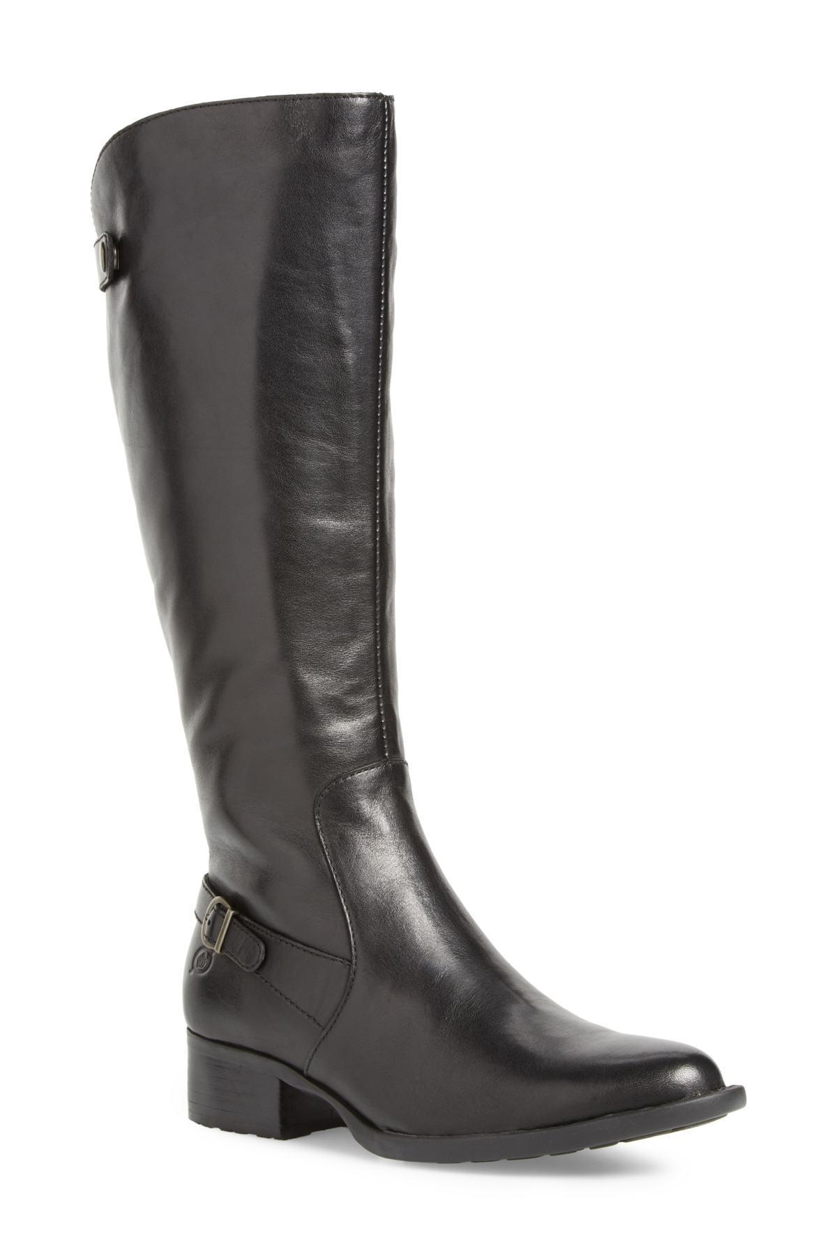 2793eaa89f27 Lyst - Born B rn Cupra Tall Boot (women) (wide Calf) in Black