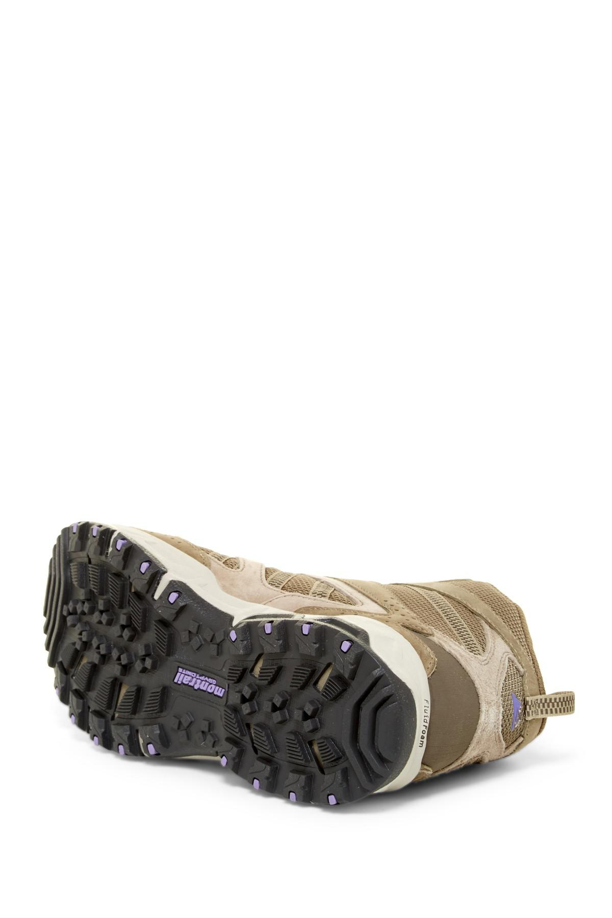 70d05b3793e Montrail Sierravada Mid Outdry Trail Sneaker - Lyst