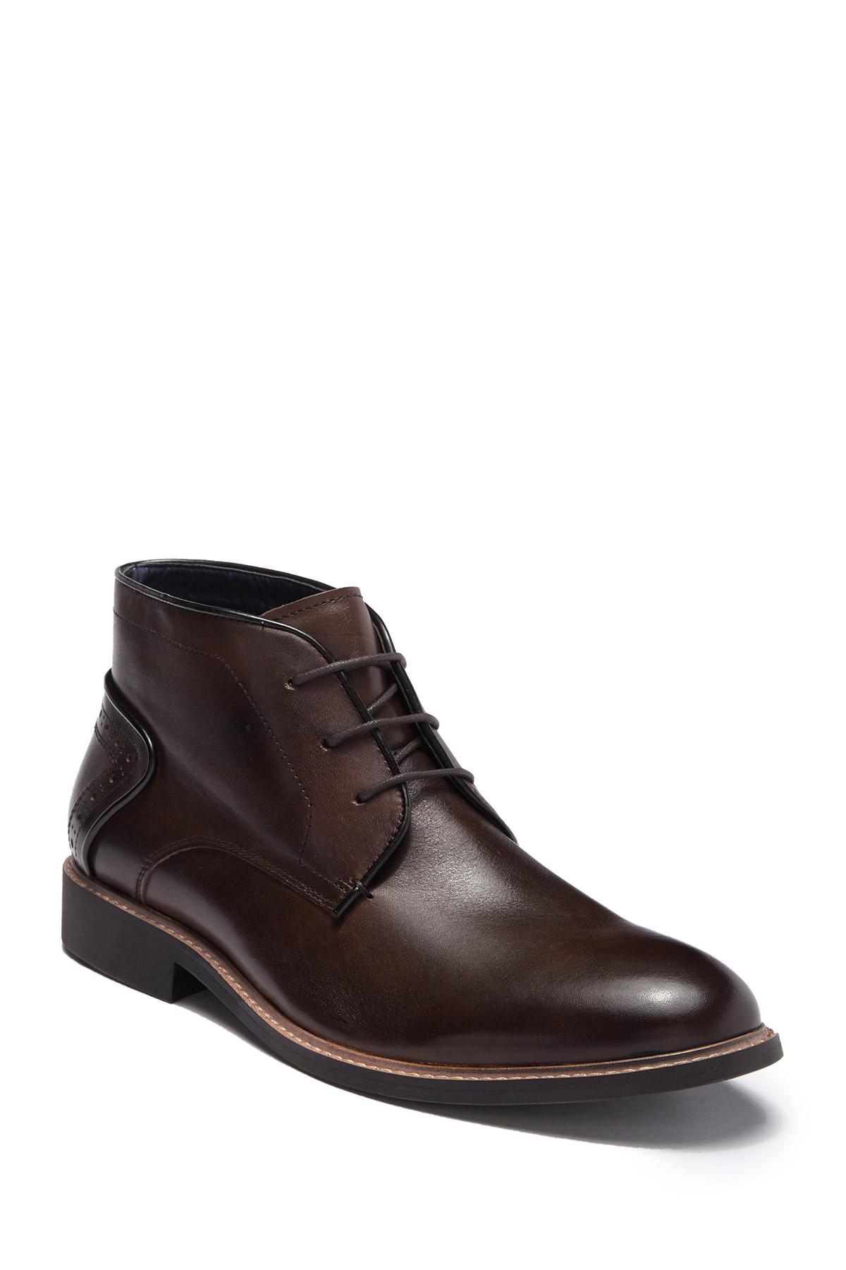 a32ed24a111 Lyst - Steve Madden Cronic Dress Chukka Boot in Brown for Men