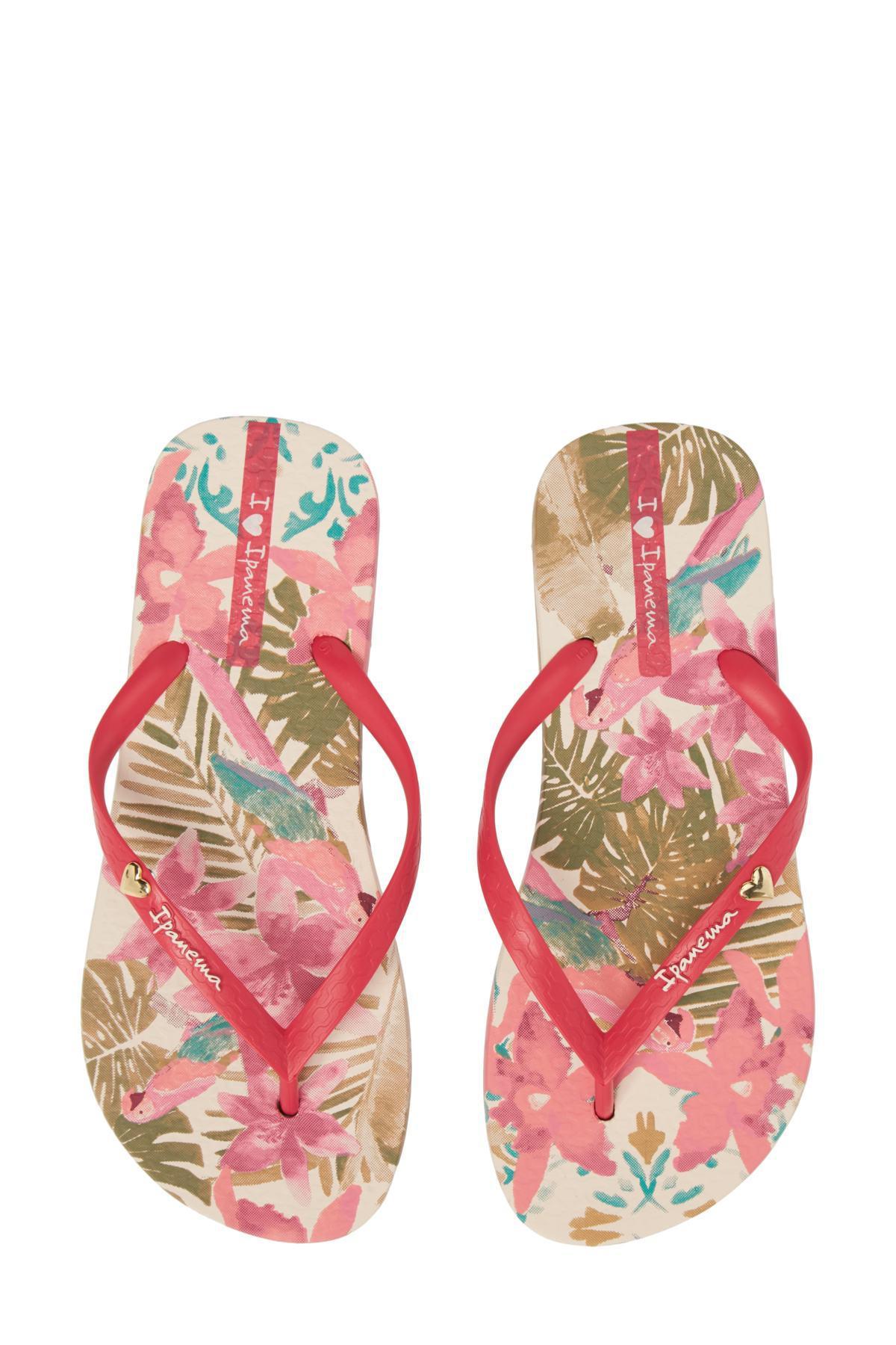d71464c6ea7ca6 Lyst - Ipanema Lush Flip Flops in Pink