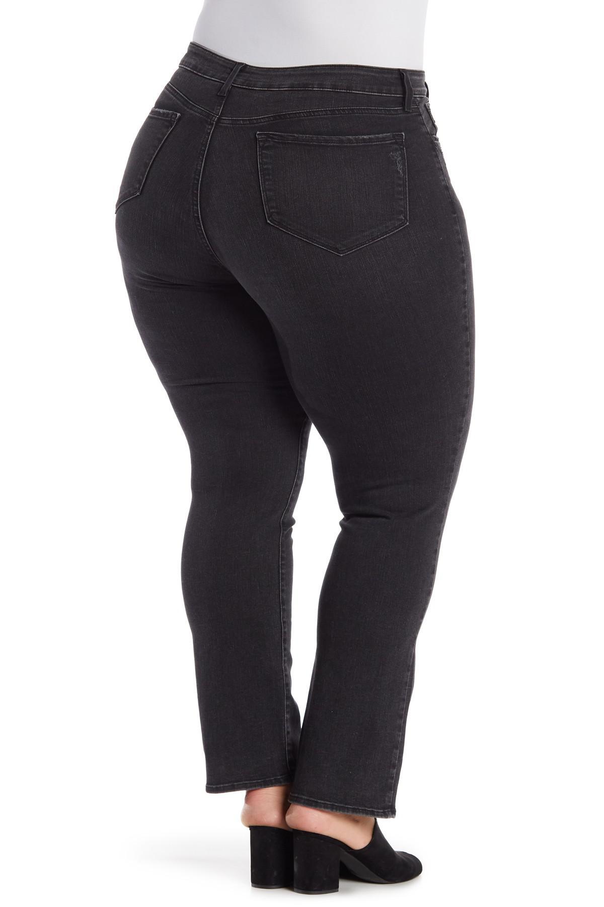 5d1aeb6c264 NYDJ - Multicolor Marilyn Straight Leg Jeans (plus Size) - Lyst. View  fullscreen