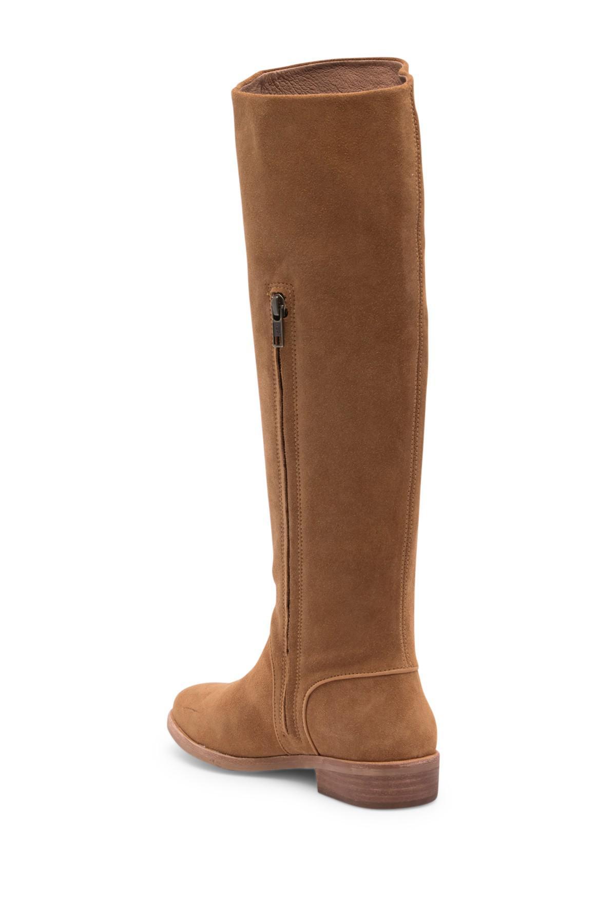 3bbc3fce4de Lyst - UGG (r) Daley Tall Boot (women) in Brown