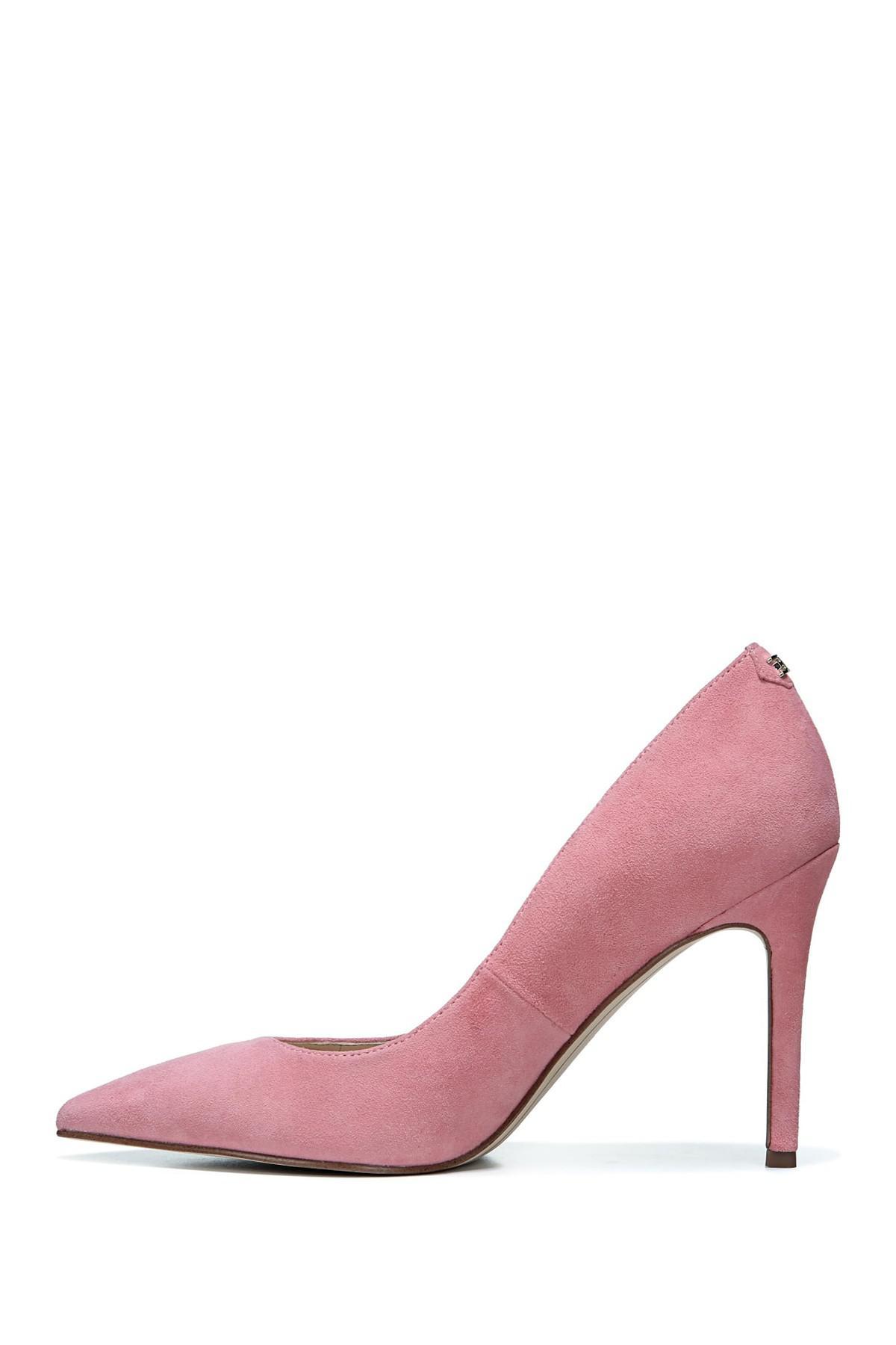 a0ab9dc76 Lyst - Sam Edelman Hazel Pointy Toe Pump (women) in Pink