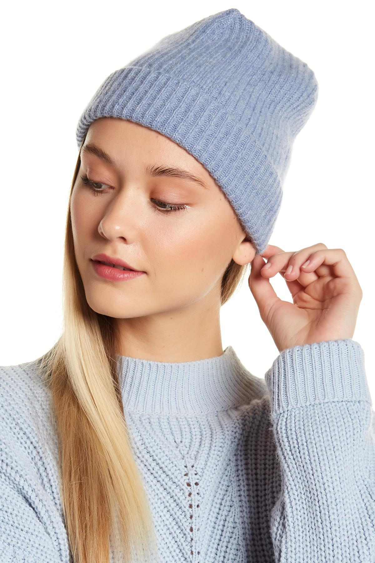 ff75a24b65a Gallery. Previously sold at  Nordstrom Rack · Women s Cashmere Beanies  Women s Summer Caps ...