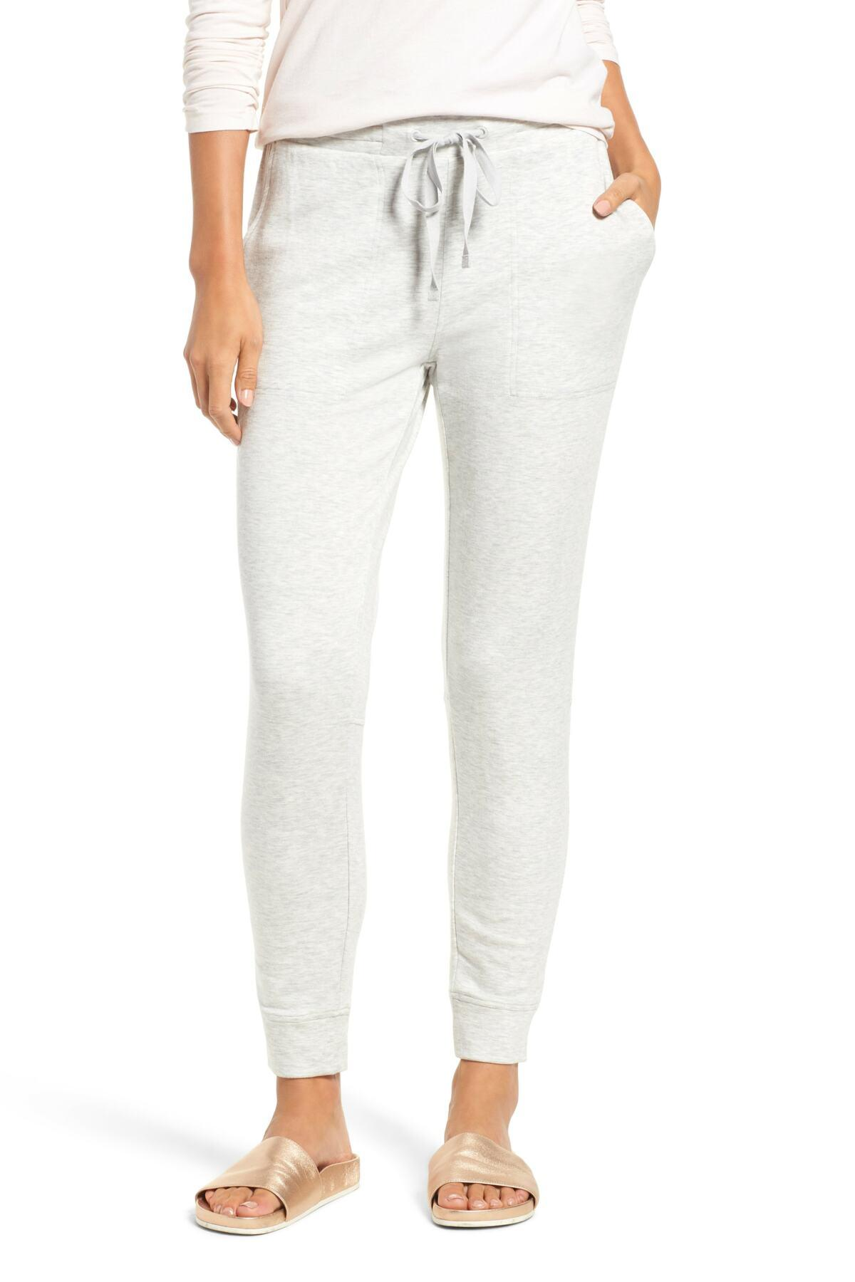 5fb77bd65f2a5 Lyst - Lou & Grey Zen Bounce Upstate Sweatpants in Gray - Save 65%