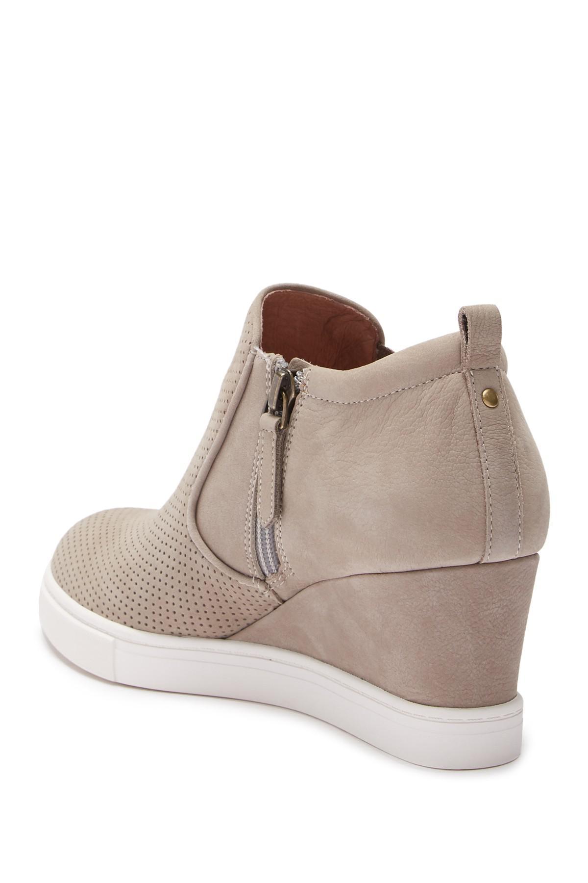 90bca902644 Caslon - Brown (r) Aiden Wedge Sneaker (women) - Lyst. View fullscreen