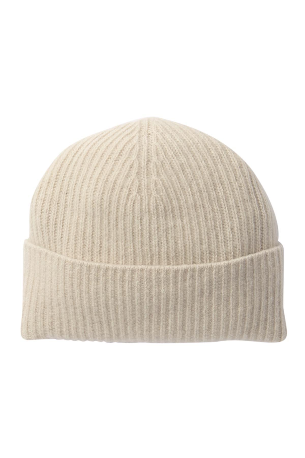 aab246d2d40 Portolano. Women s Ribbed Cashmere Hat