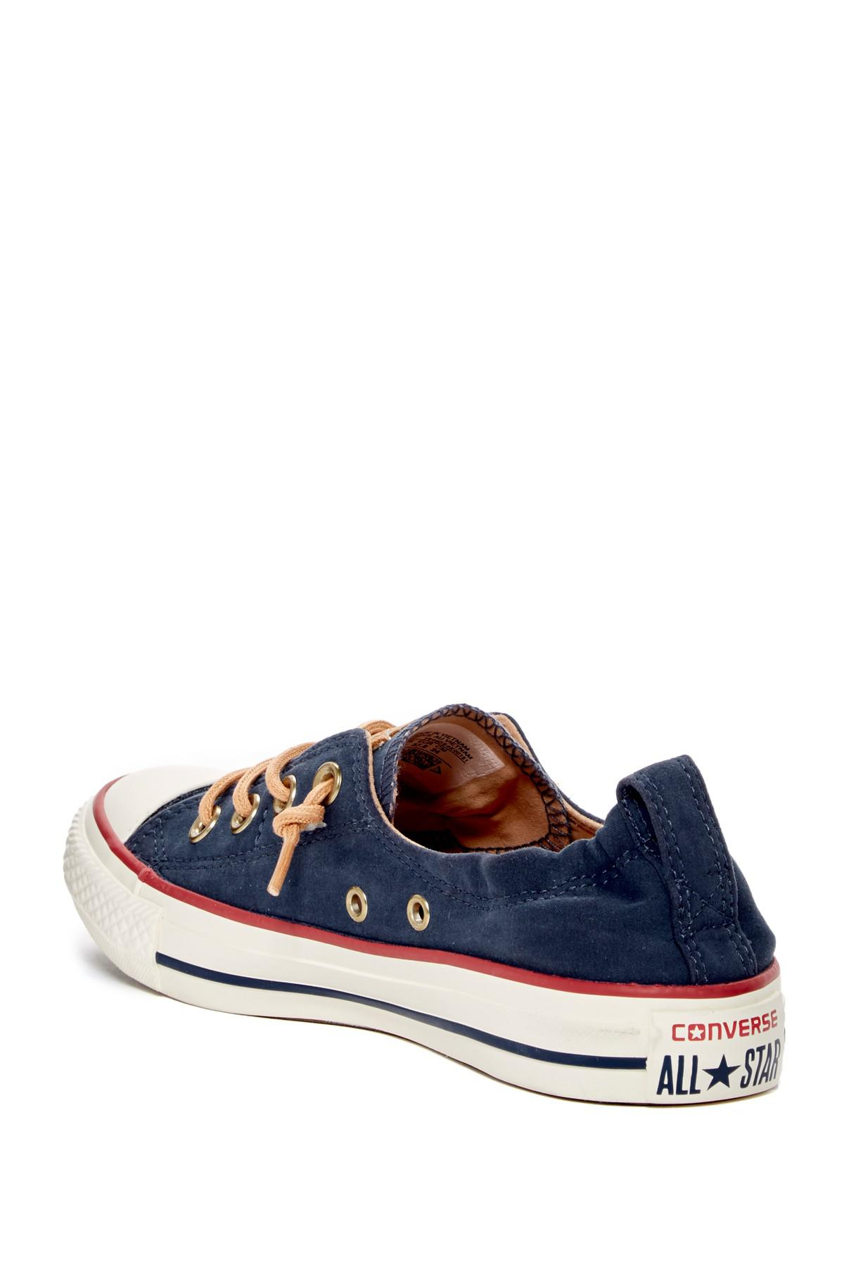 d91d027541ca Lyst - Converse Chuck Taylor(r) All Star(r)  peached - Shoreline ...