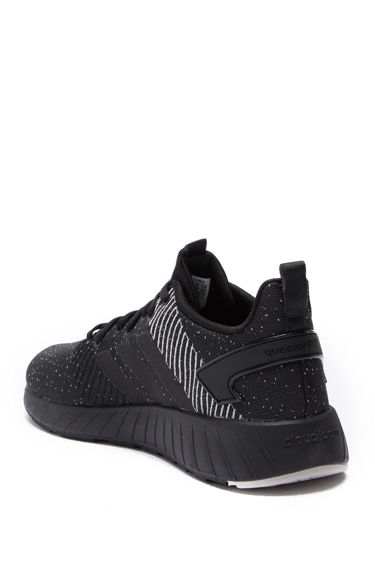 Adidas - Black Questar Byd Sneaker for Men - Lyst. View fullscreen c025d9de9