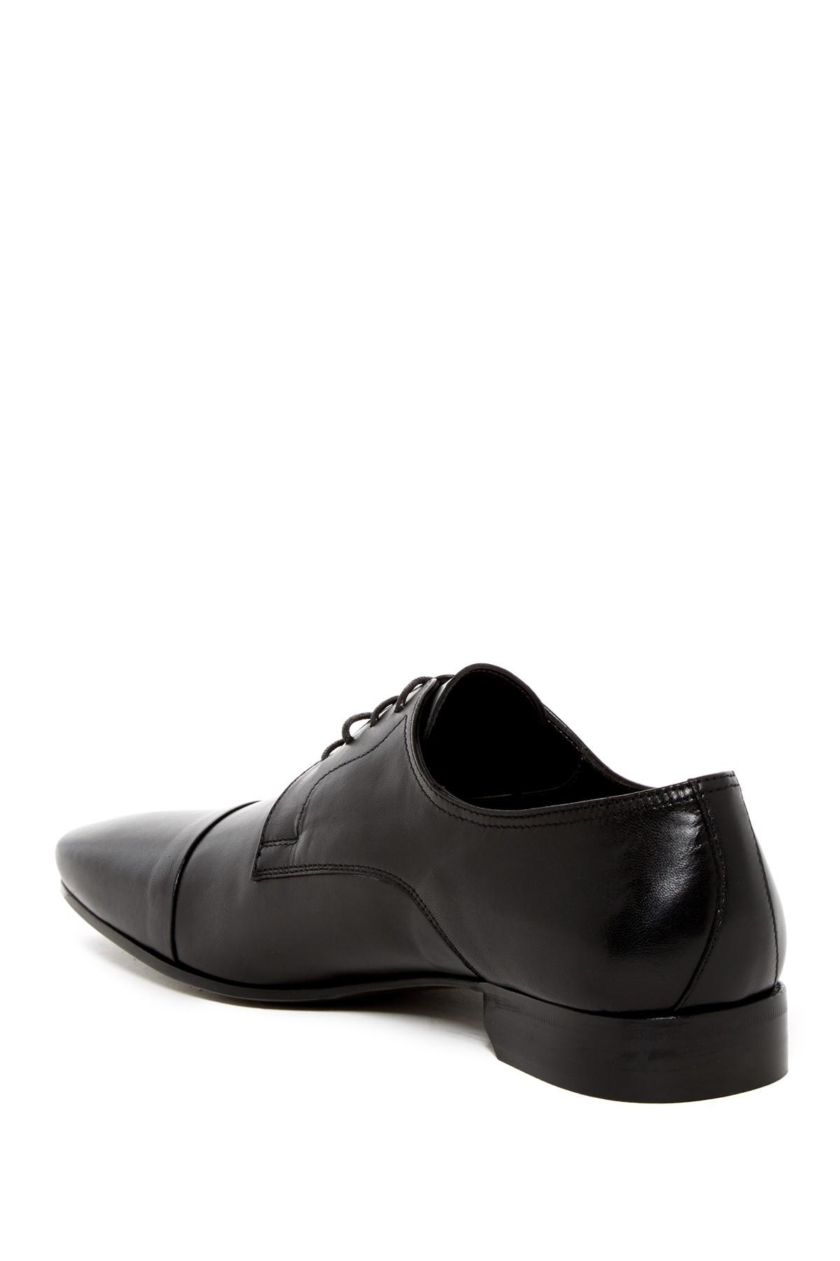 2295b56e6ed ... Cap Toe Leather Derby - Wide Width Available for Men -. View fullscreen