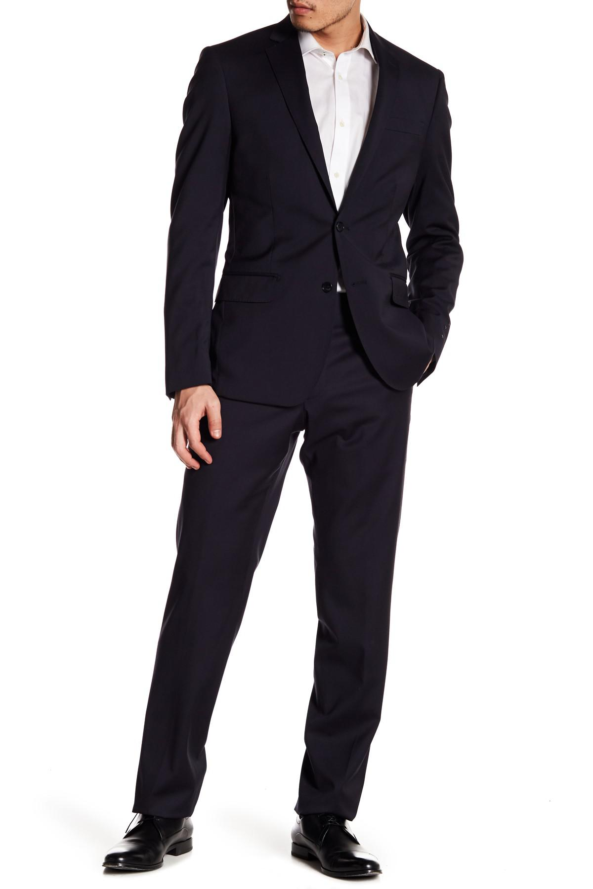 83b79f38002 Lyst - John W. Nordstrom Classic 2-piece Suit in Blue for Men