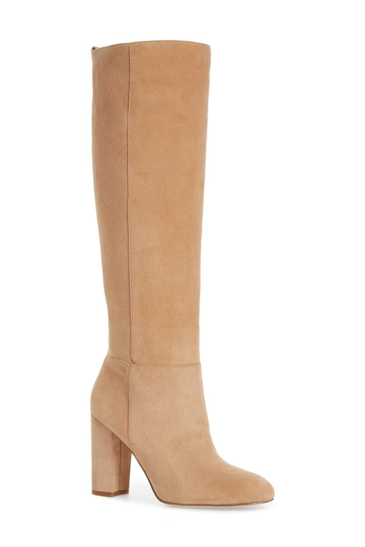 ca3626a1ed6 Sam Edelman. Brown Caprice Knee-high Boot (women).  85 From Nordstrom Rack