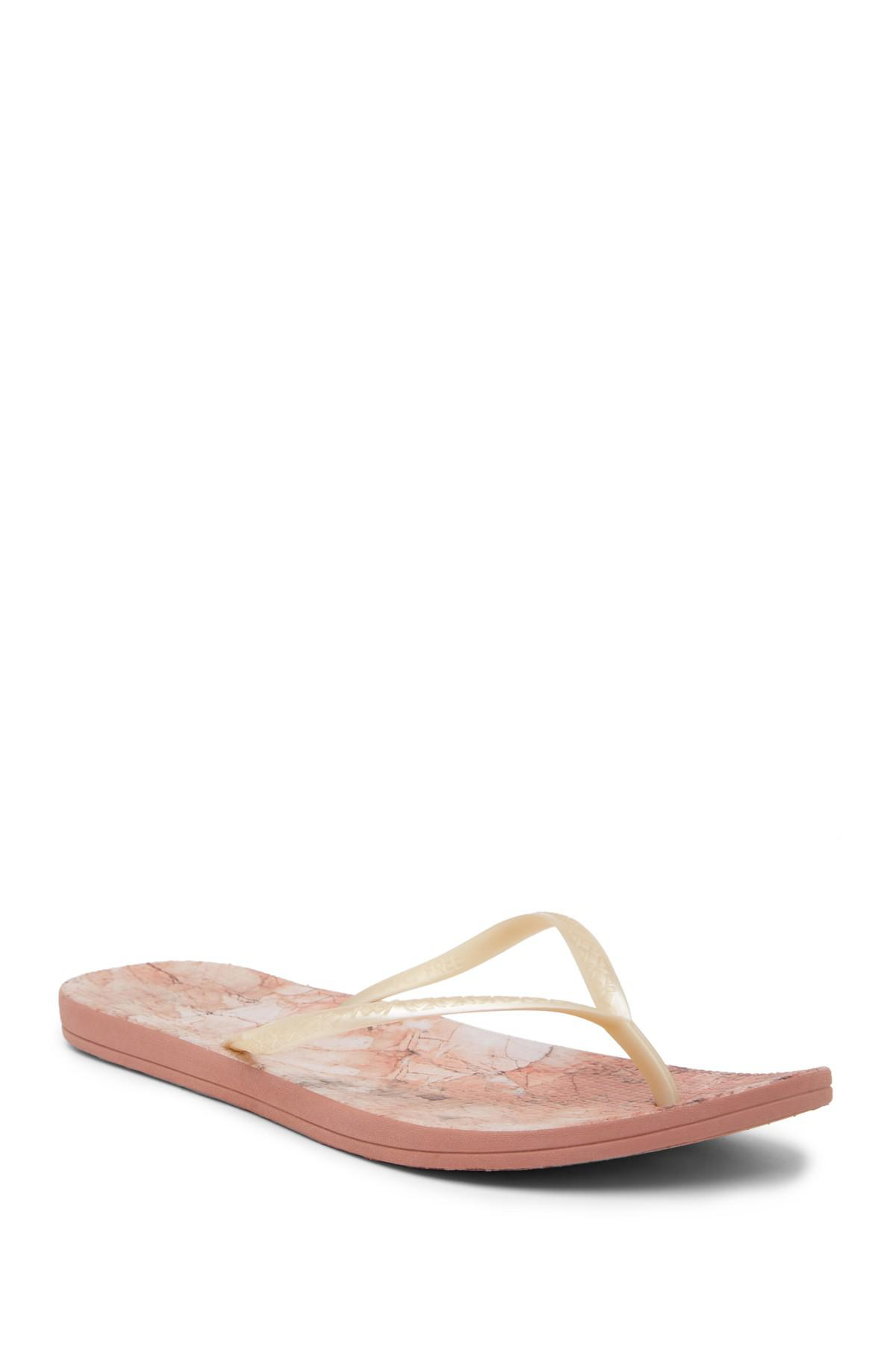 004caaf6f744 Reef. Women s Pink Escape Lux Flip Flop.  28  18 From Nordstrom Rack
