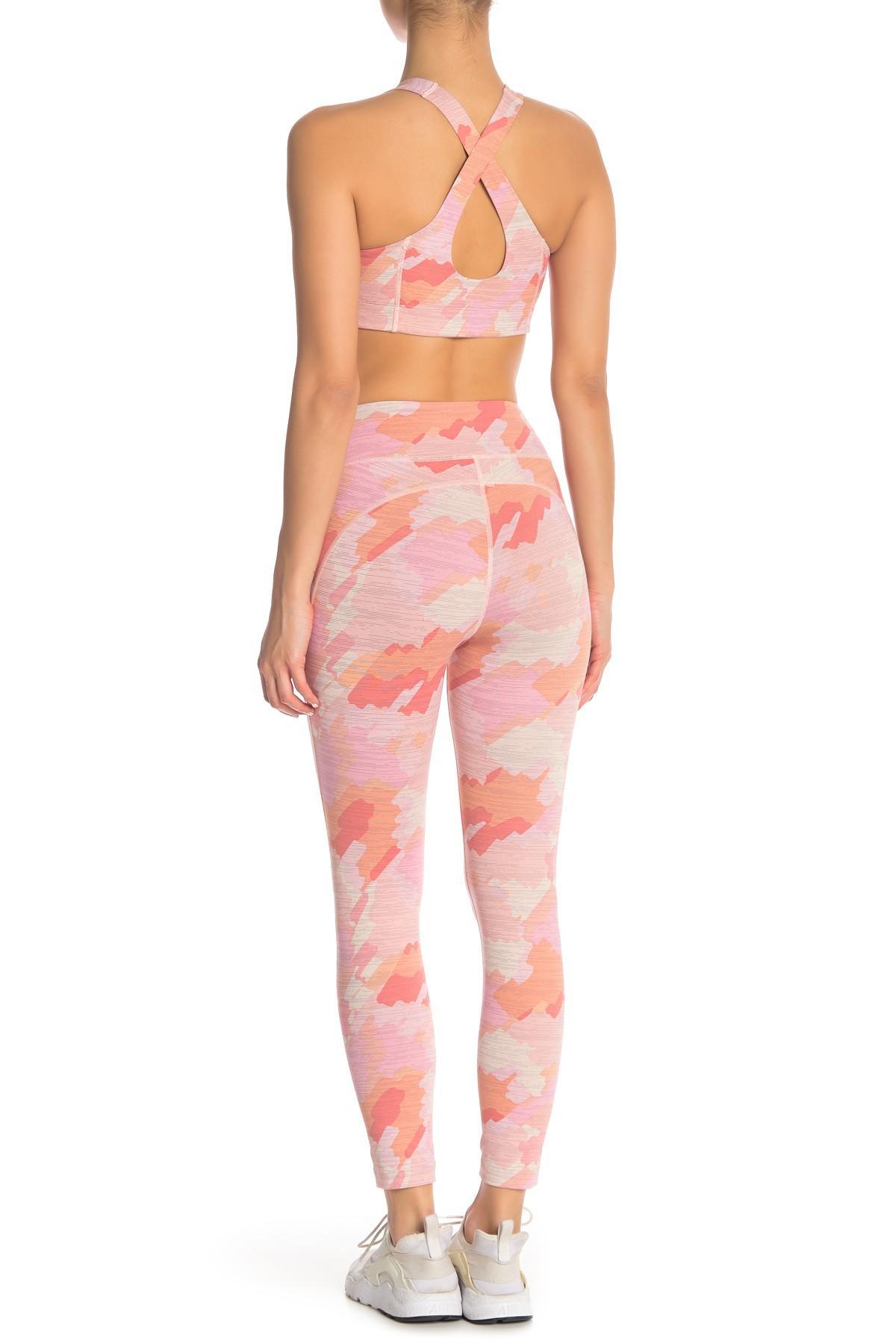 c66fac74fc45b Outdoor Voices Techsweat (tm) Flex Leggings in Pink - Lyst