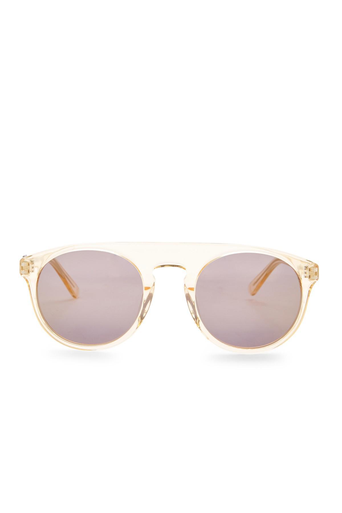 6fe8aad1efb Lyst - Westward Leaning Atlas Oversized Sunglasses
