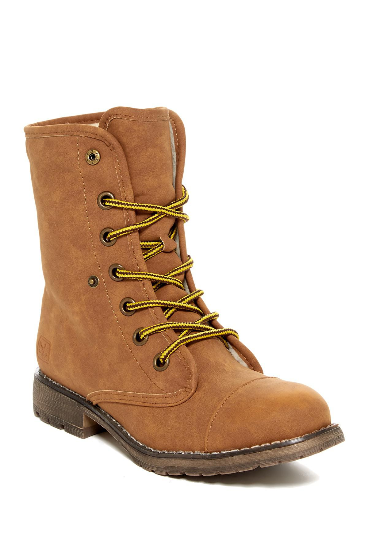 Dirty Laundry Raeven Faux Shearling Lined Boot hYbx91leLj