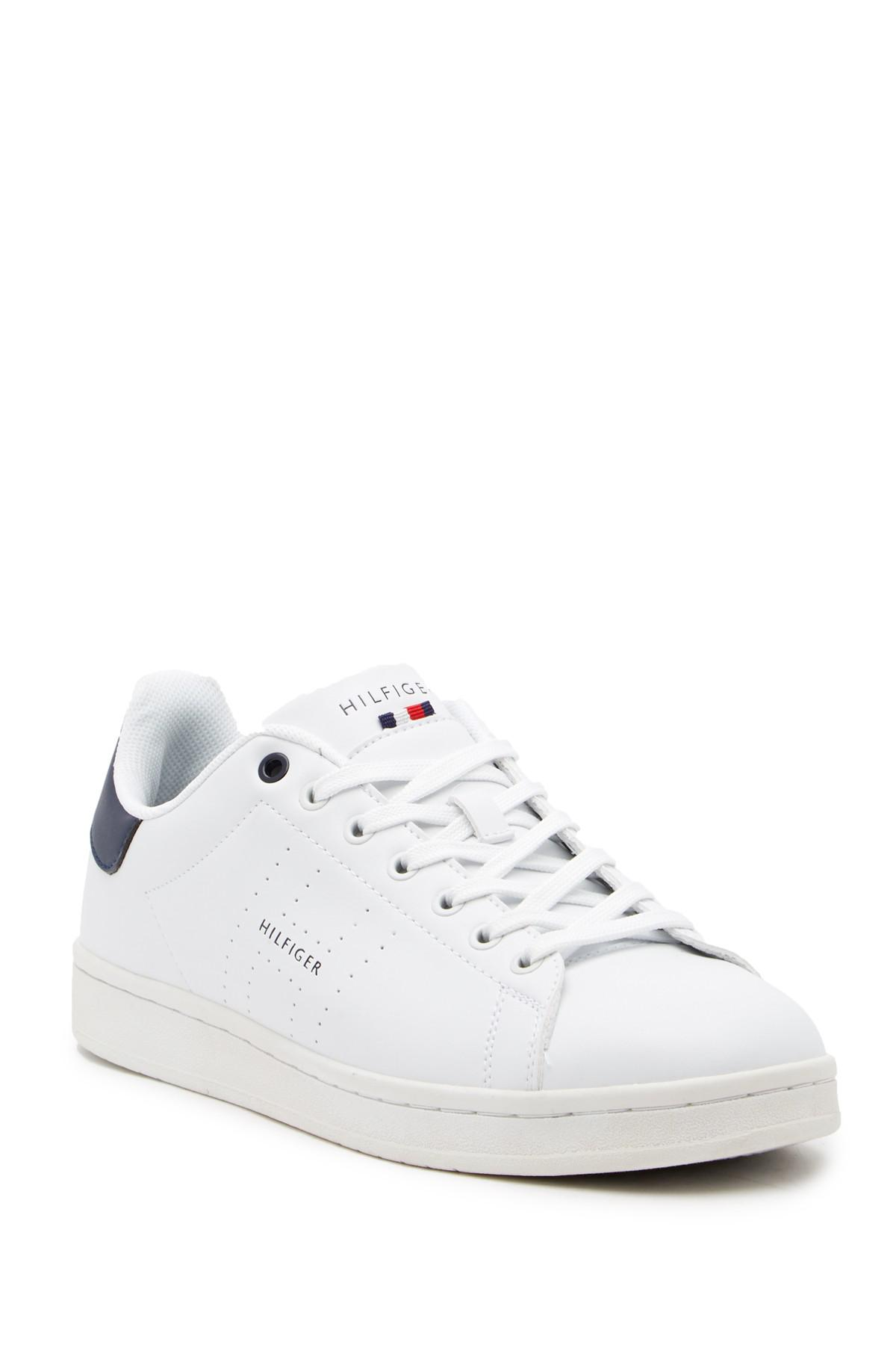 ce6d7aa3b70397 Lyst - Tommy Hilfiger Liston Sneaker in White for Men