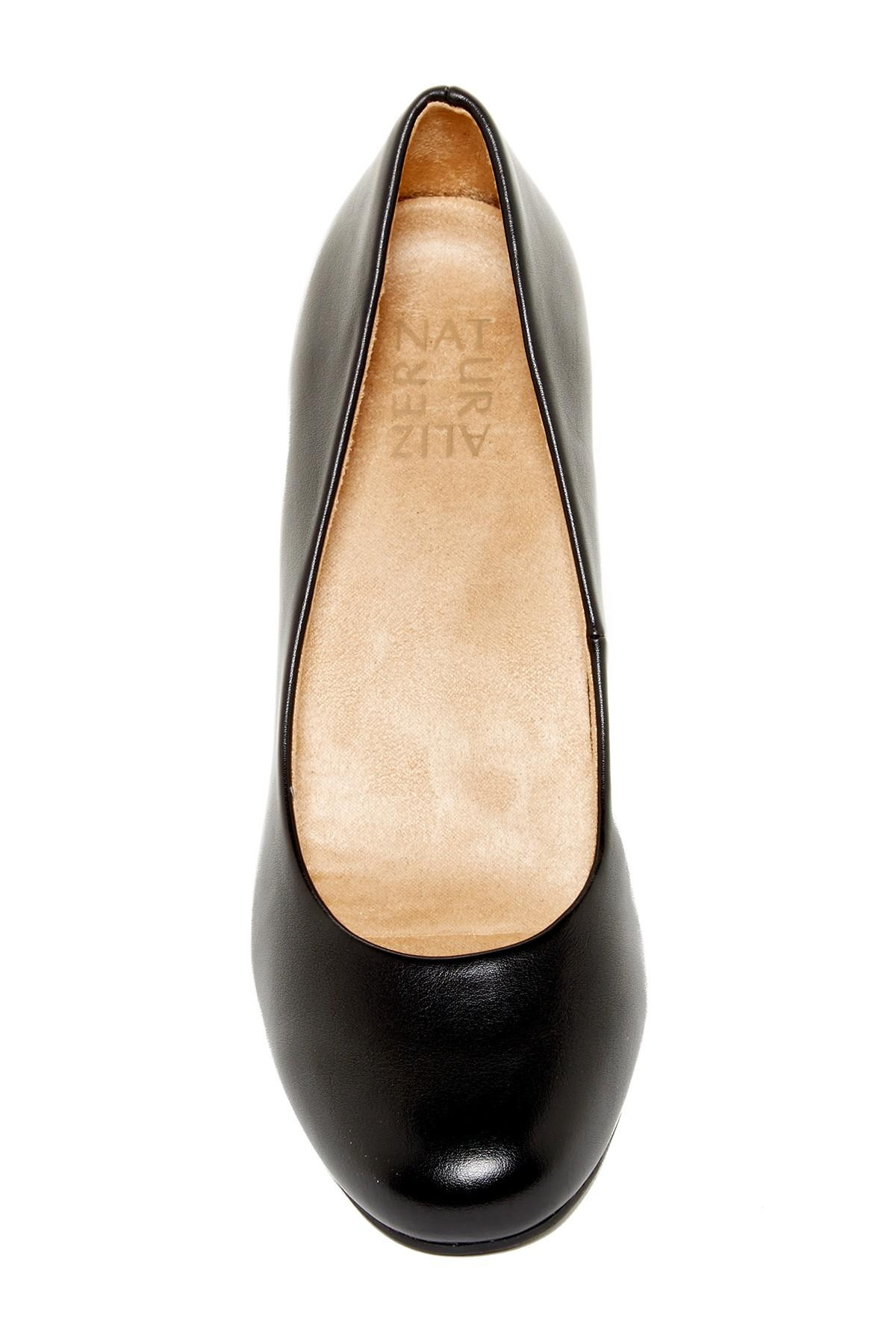 94f586f399e1 Lyst - Naturalizer Donelle Dress Pump - Wide Width Available in Black
