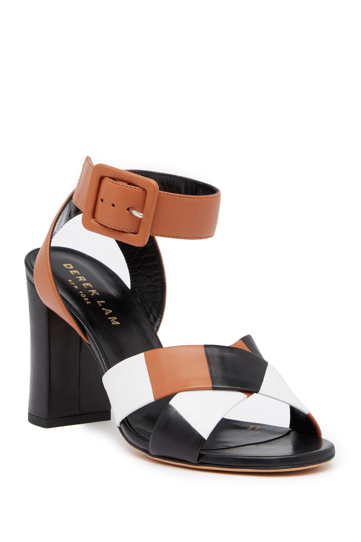 Derek Lam. Women's Alibi Colorblock Sandal