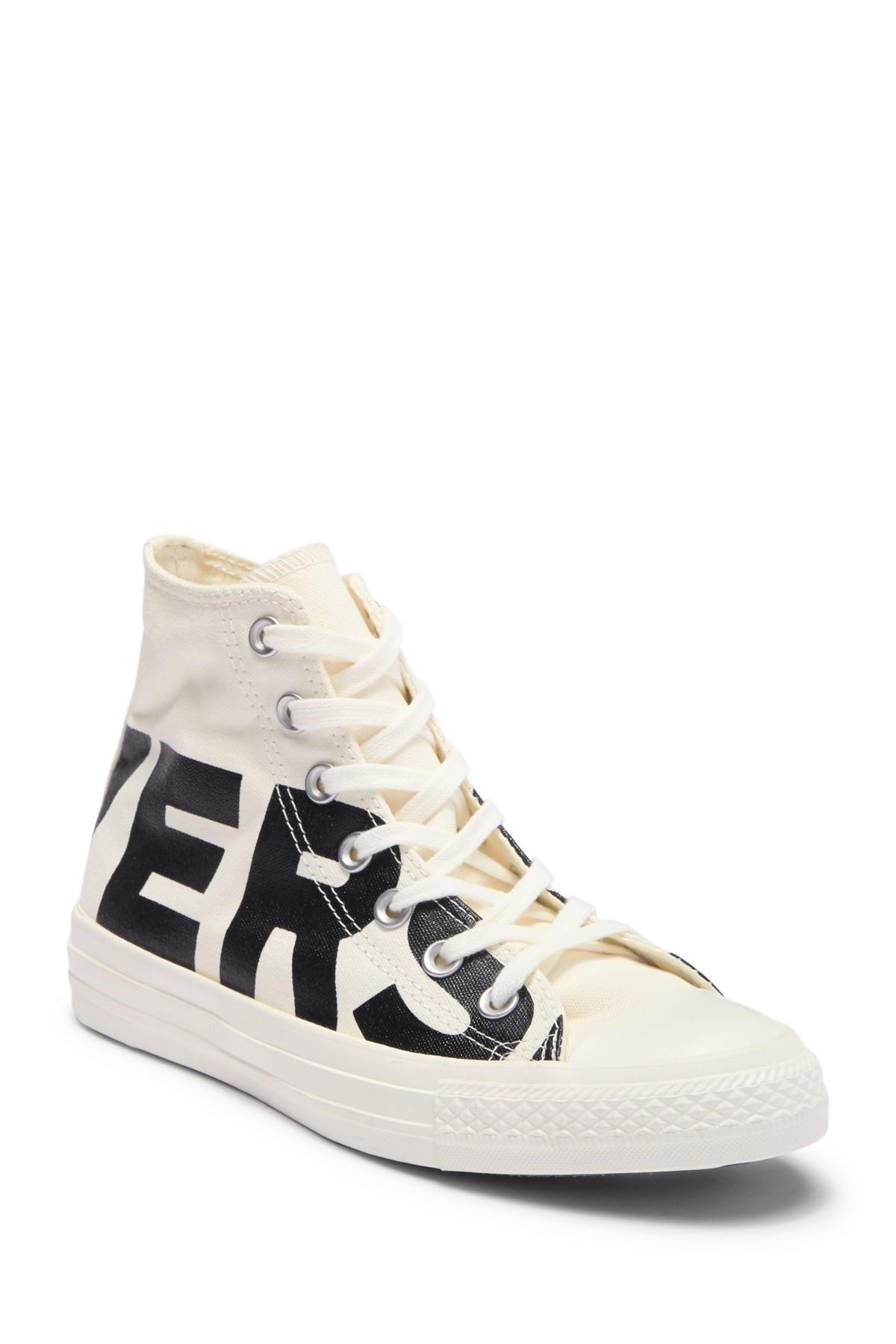 e90530ba8dc3 Lyst - Converse Chuck Taylor All Star High Top Sneaker (unisex) for Men