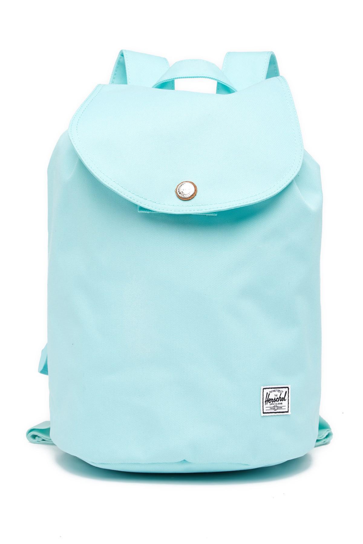Lyst - Herschel Supply Co. Reid Xs Backpack in Blue e2a37257774fe
