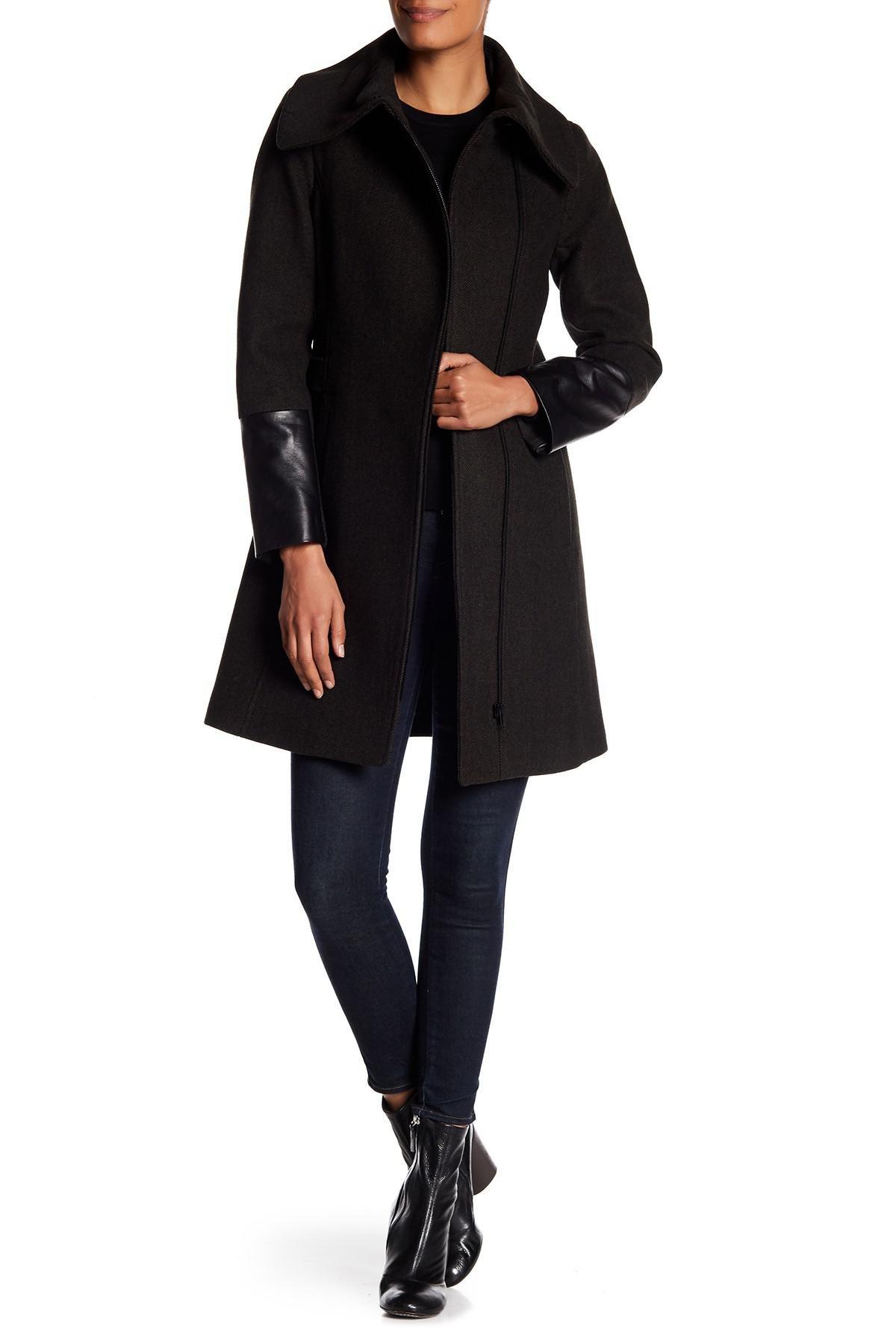 Soia & kyo leather jacket