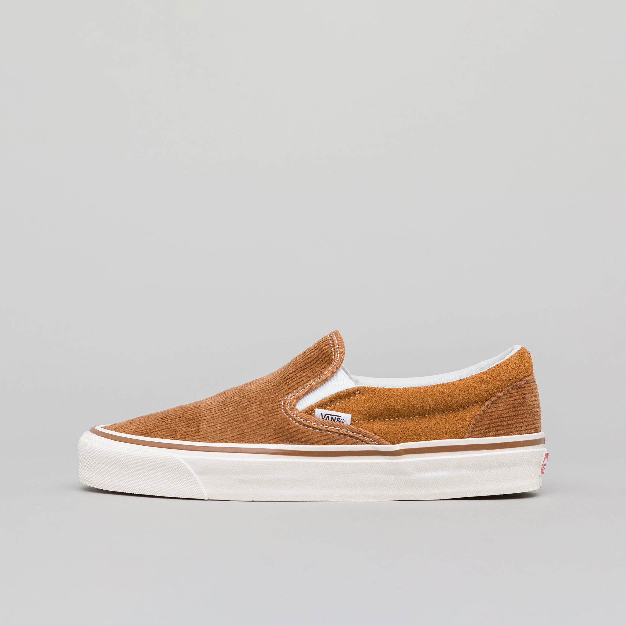 32652f57089 Lyst - Vans Classic Slip-on 9 In Og Hart for Men