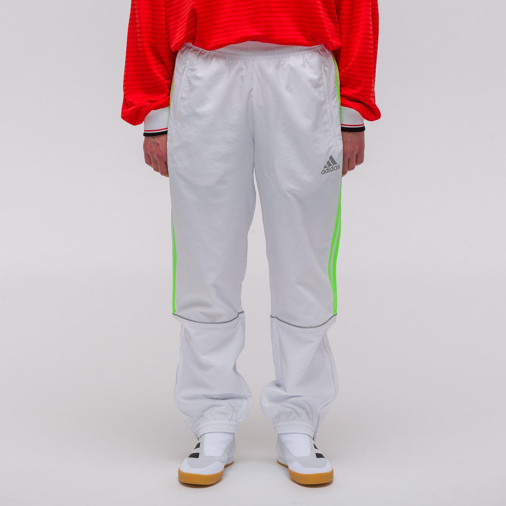 2bf1182541dd Lyst - Gosha Rubchinskiy X Adidas Track Pants In White in White for Men