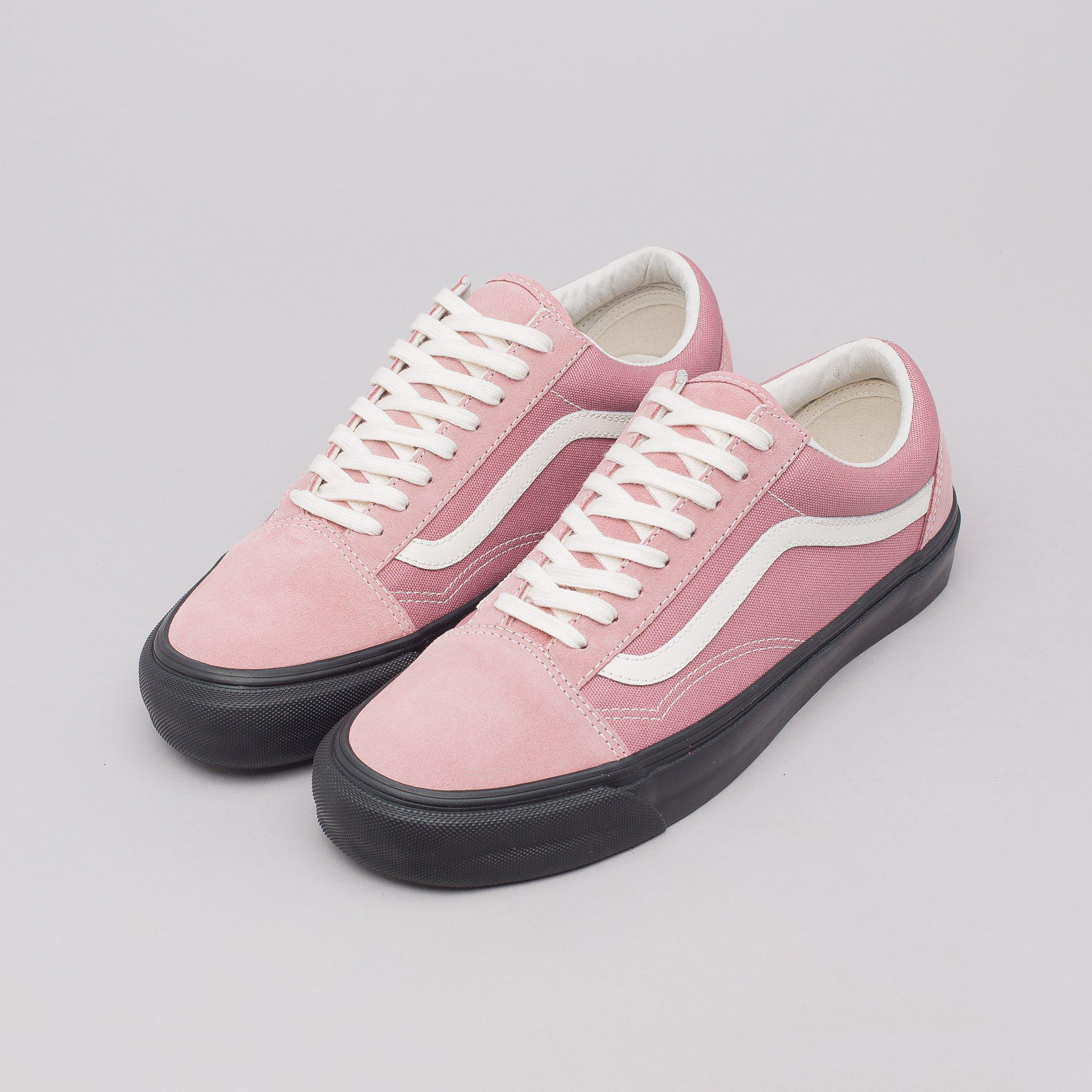 0c3df3727ee0 Vans Og Old Skool Lx In Ash Rose in Pink for Men - Lyst