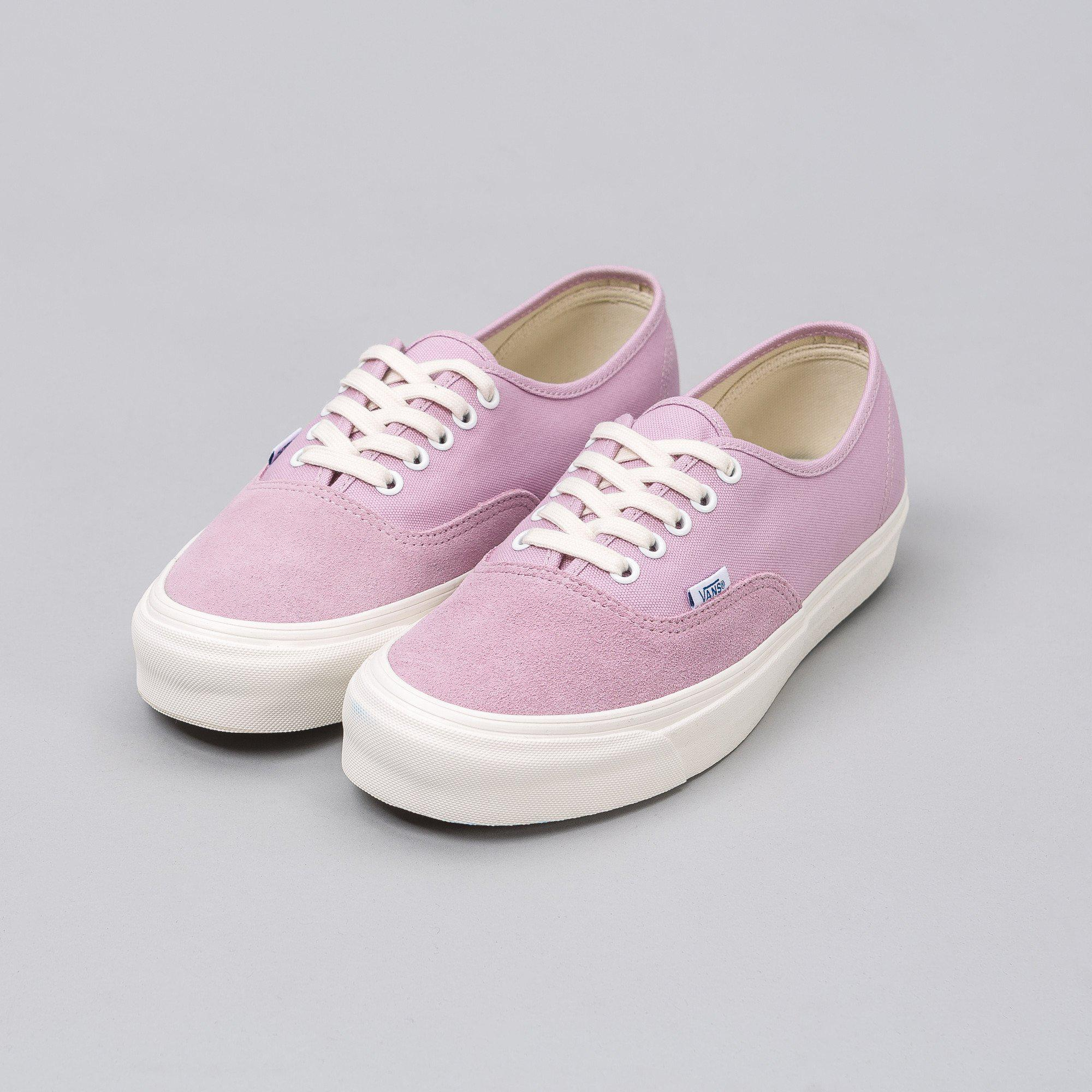 09a9aa5191 Lyst - Vans Og Authentic Lx In Lavender in Pink for Men