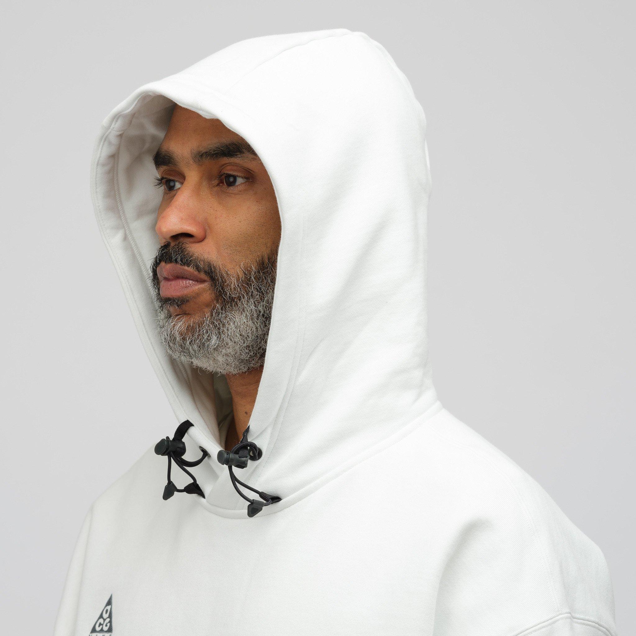 promo code e5d51 2c4ed Nike - Acg Pullover Hoodie In Summit White for Men - Lyst. View fullscreen