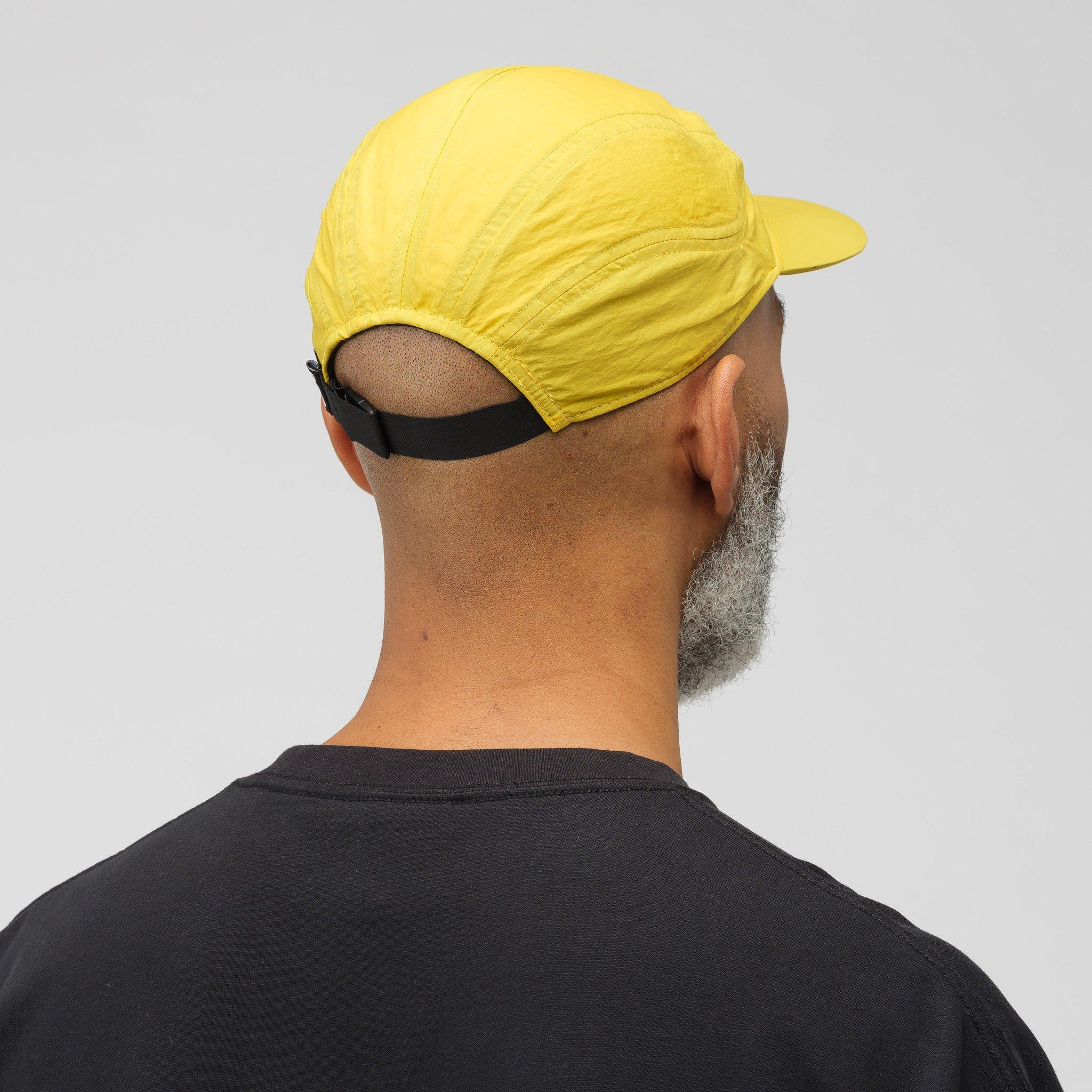 reputable site 2fe5c 45119 Nike Acg Tailwind Cap In Amarillo black in Black for Men - Lyst