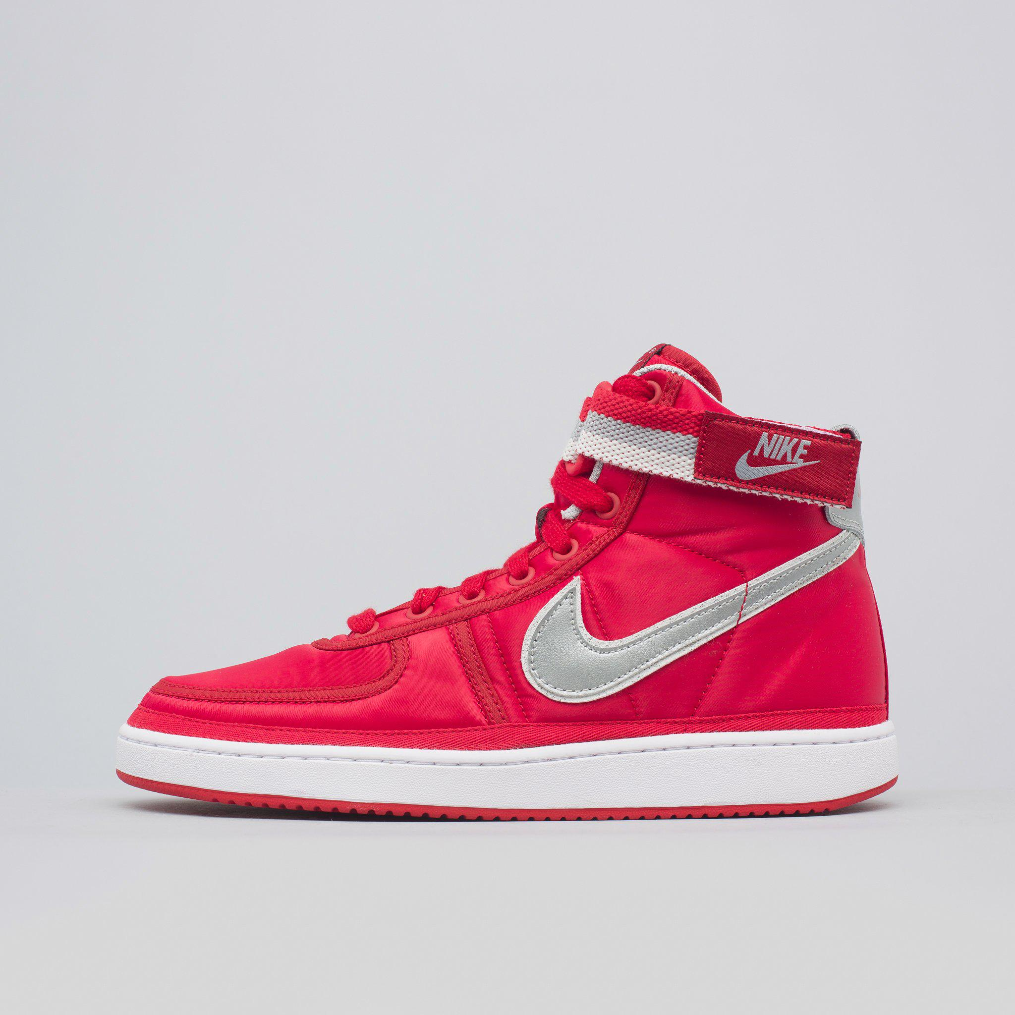 e439063cd45e Lyst - Nike Vandal High Supreme In Red in Red for Men