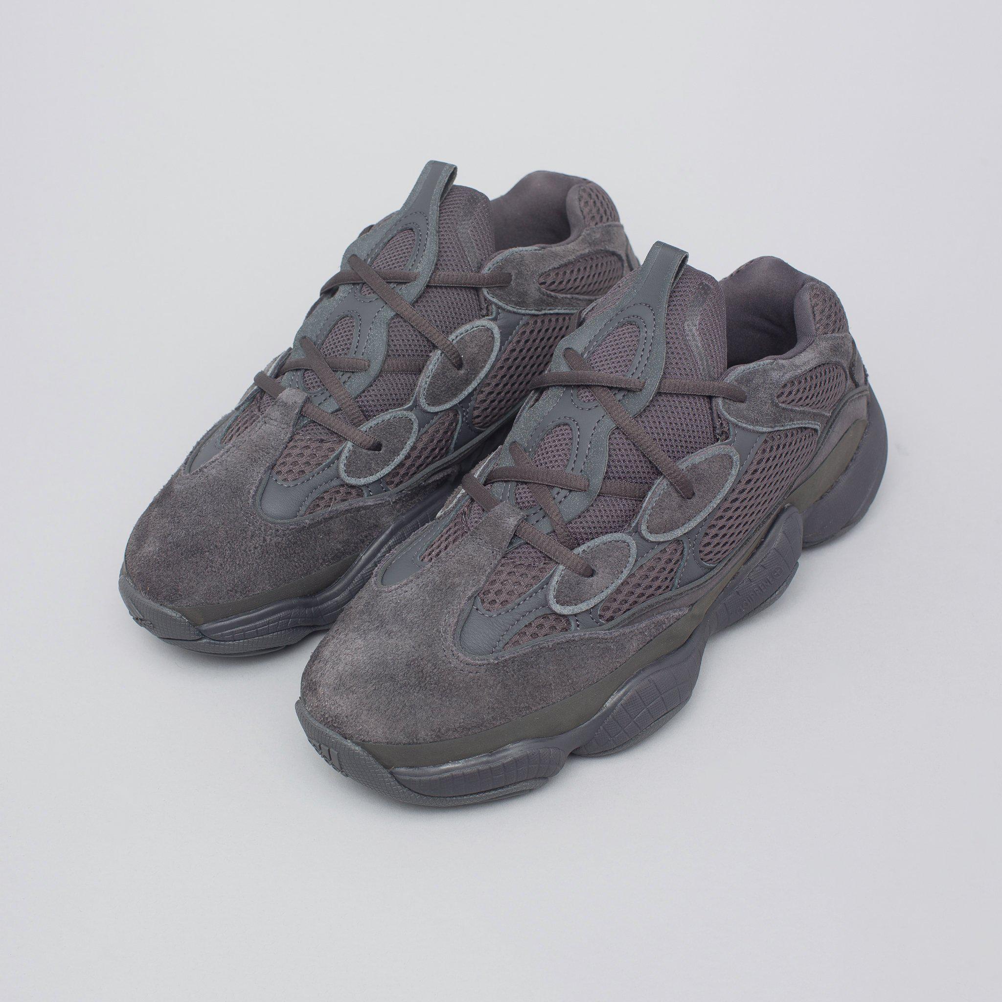 31bbbb005 Lyst - adidas Yeezy 500 In Black in Black for Men