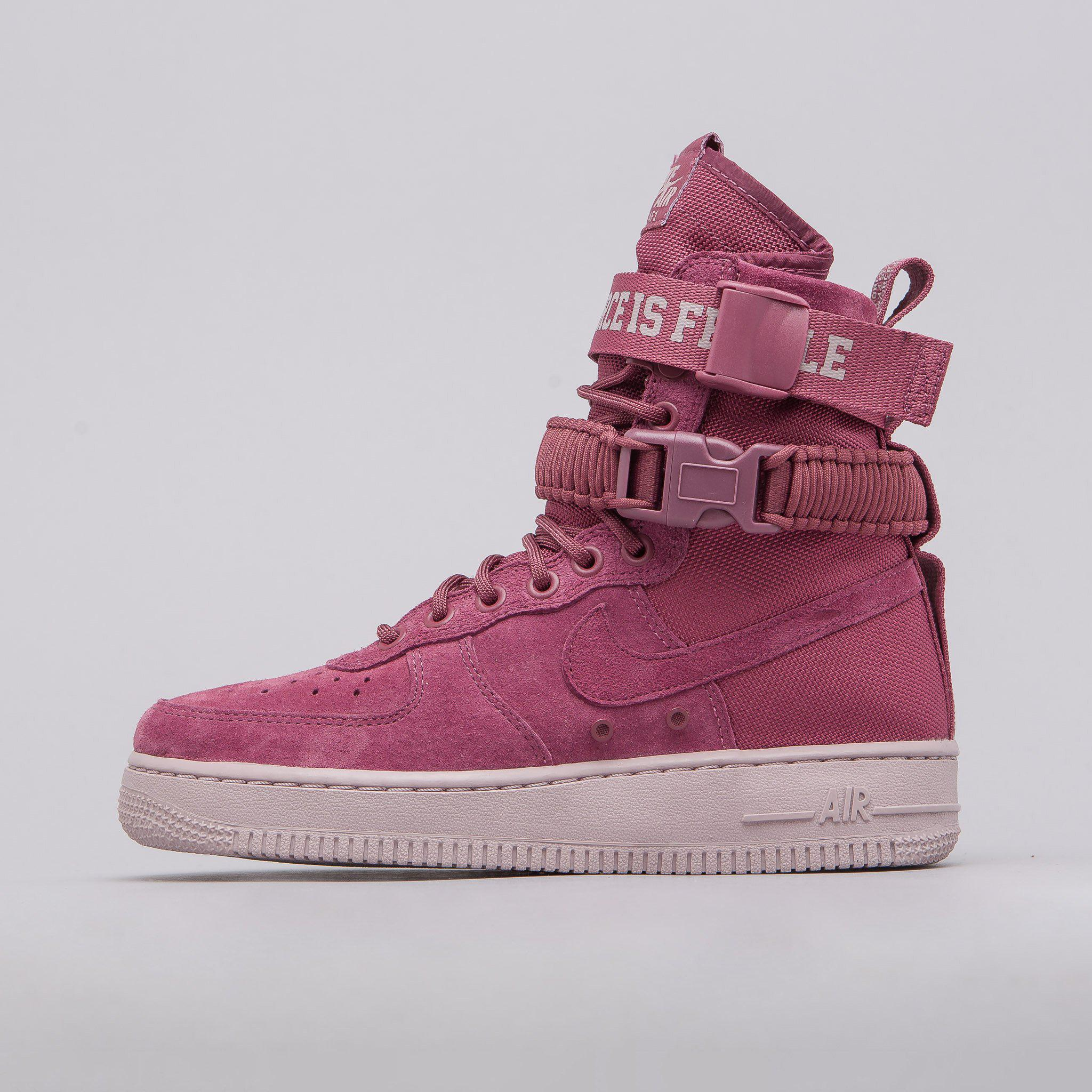 5c1dc4414 Nike Women's Sf Af1 Force Is Female In Port Wine for Men - Lyst