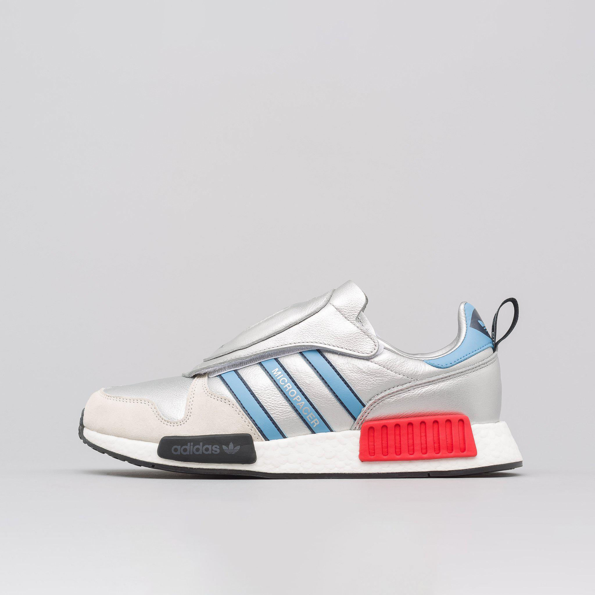 b6d07e827 Lyst - adidas Micropacer Nmd R1 In Platinum for Men