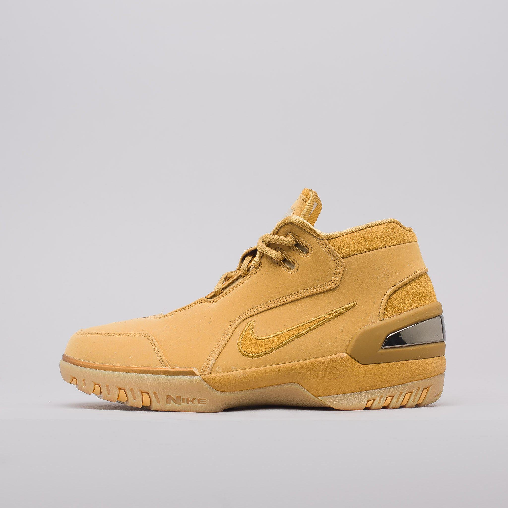 check out 5070e 41694 Lyst - Nike Air Zoom Generation Asg Qs In Wheat Gold in Metallic for Men