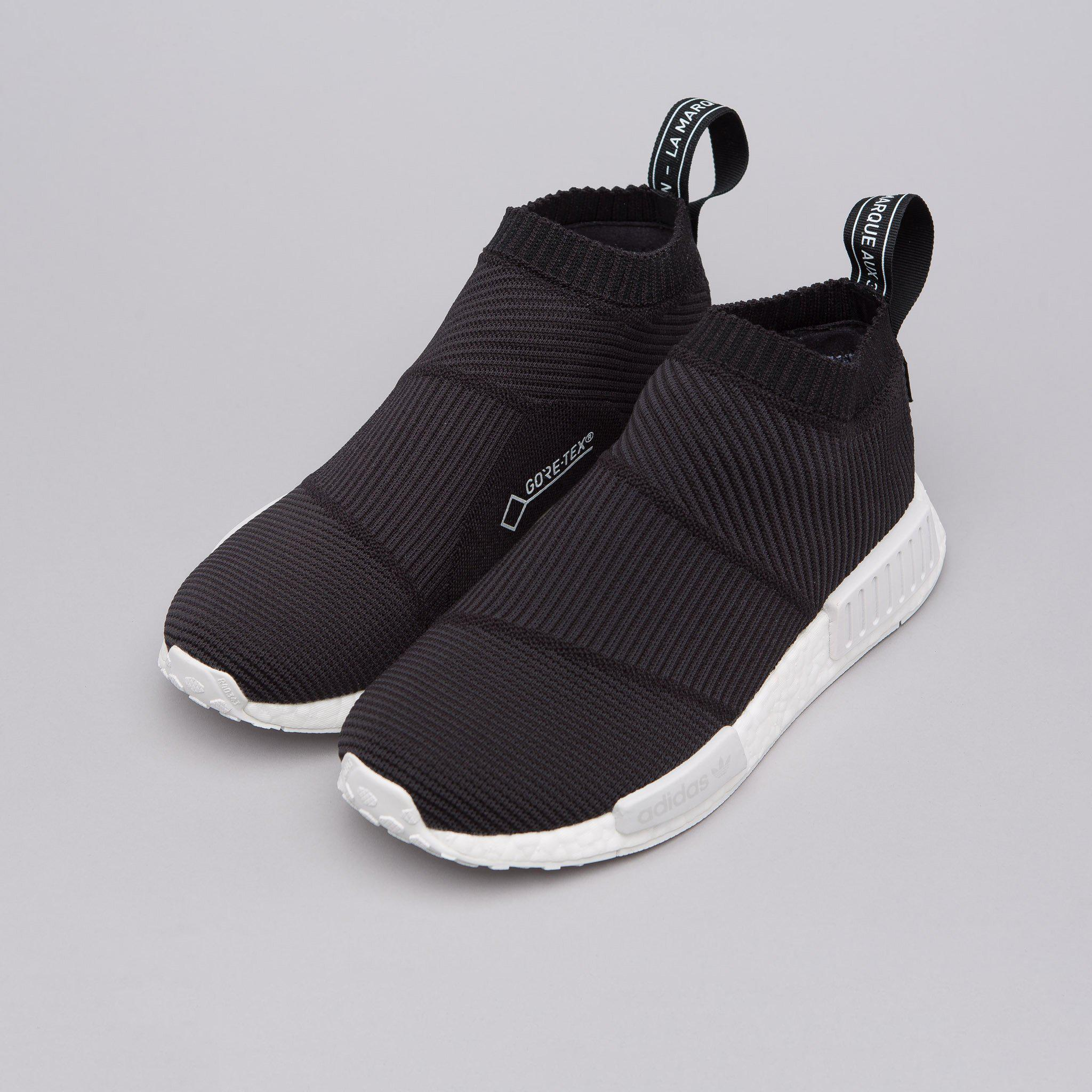 new products ca028 aefe7 Lyst - adidas Nmd Cs1 Primeknit Goretex In Core Black in Bla