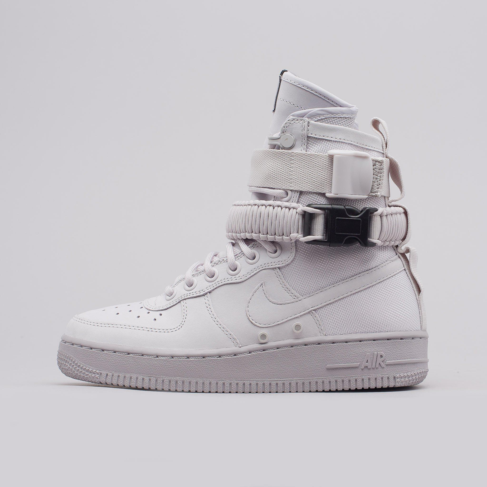 Lyst - Nike Women s Special Field Air Force 1 In Vast Grey in Gray ... 5035aef104